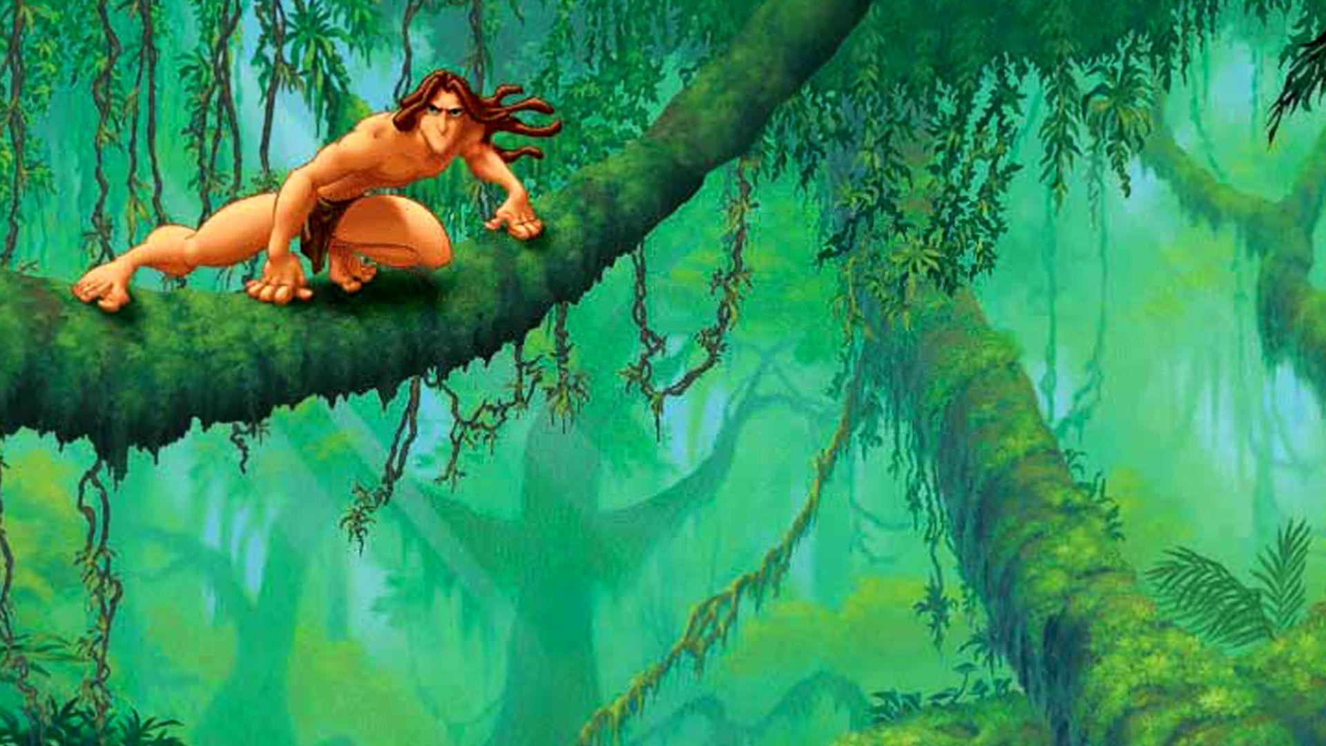 Tarzan wallpapers wallpaper cave - Tarzan wallpaper ...