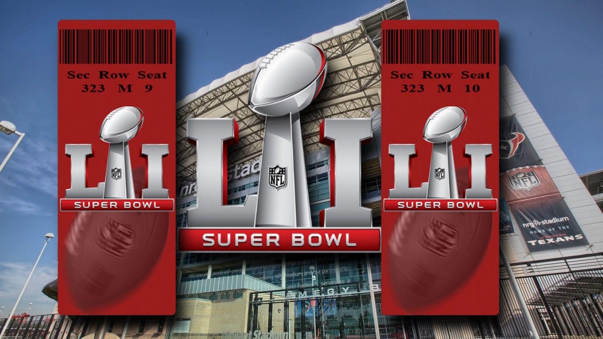 How difficult is it to get a Super Bowl 51 ticket?