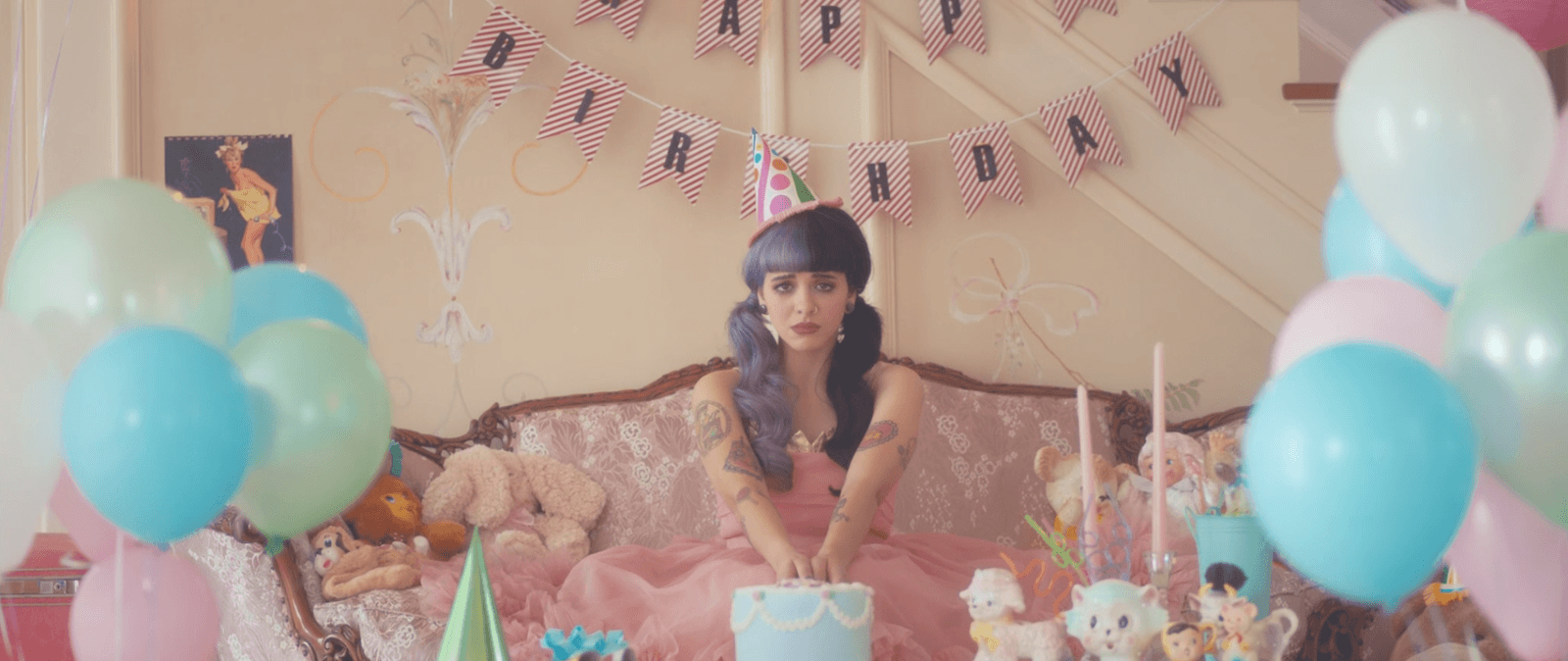 Melanie Martinez Cry Baby Wallpapers