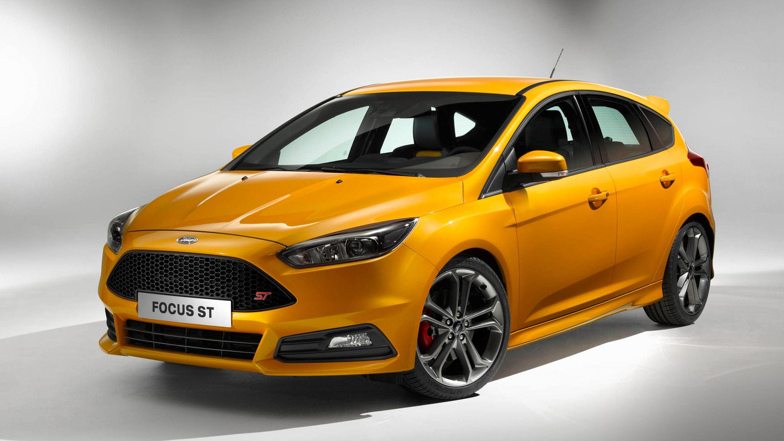 2015 Ford Focus ST Wallpapers