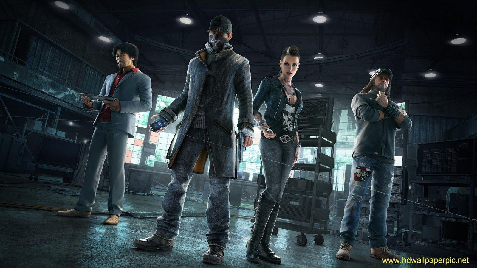 Watch dogs wallpaper hd 1440x900