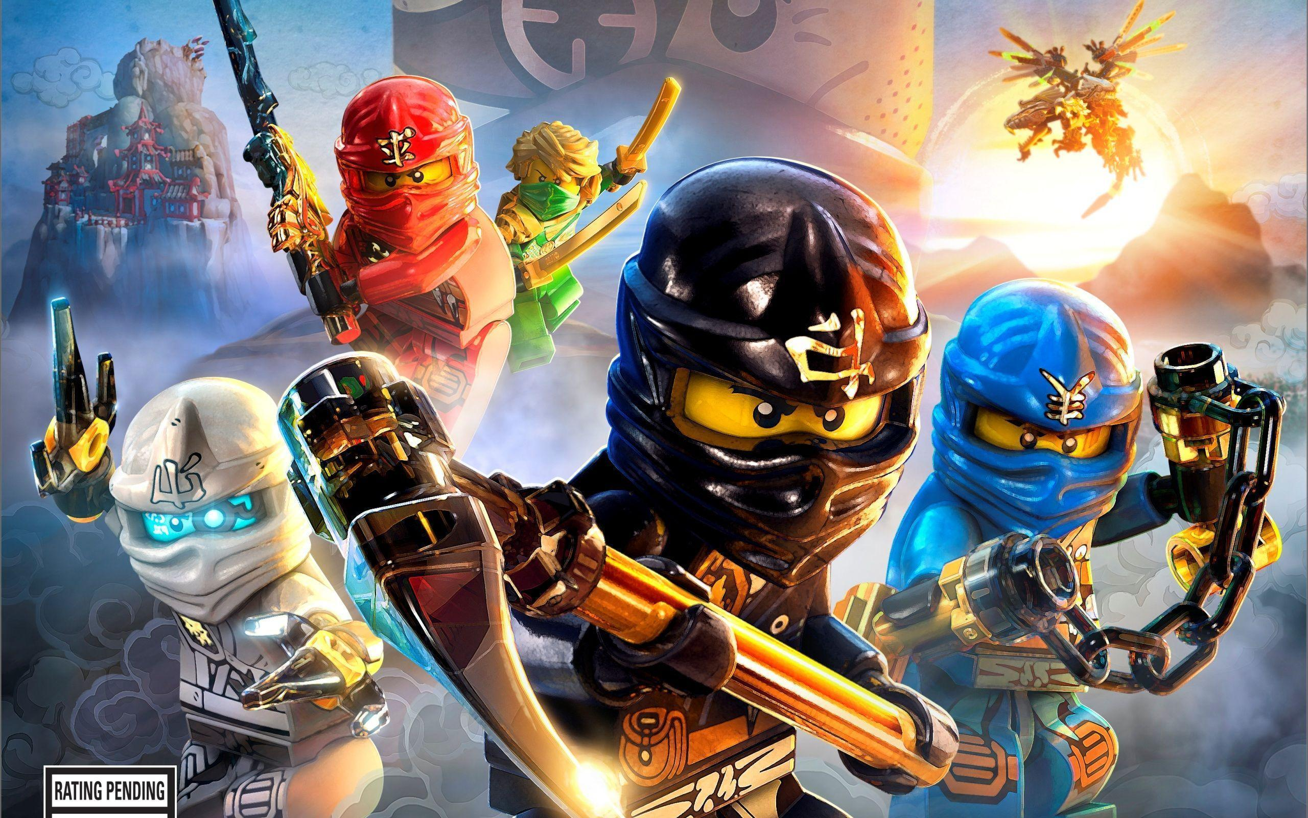 lego ninjago wallpaper high - photo #2