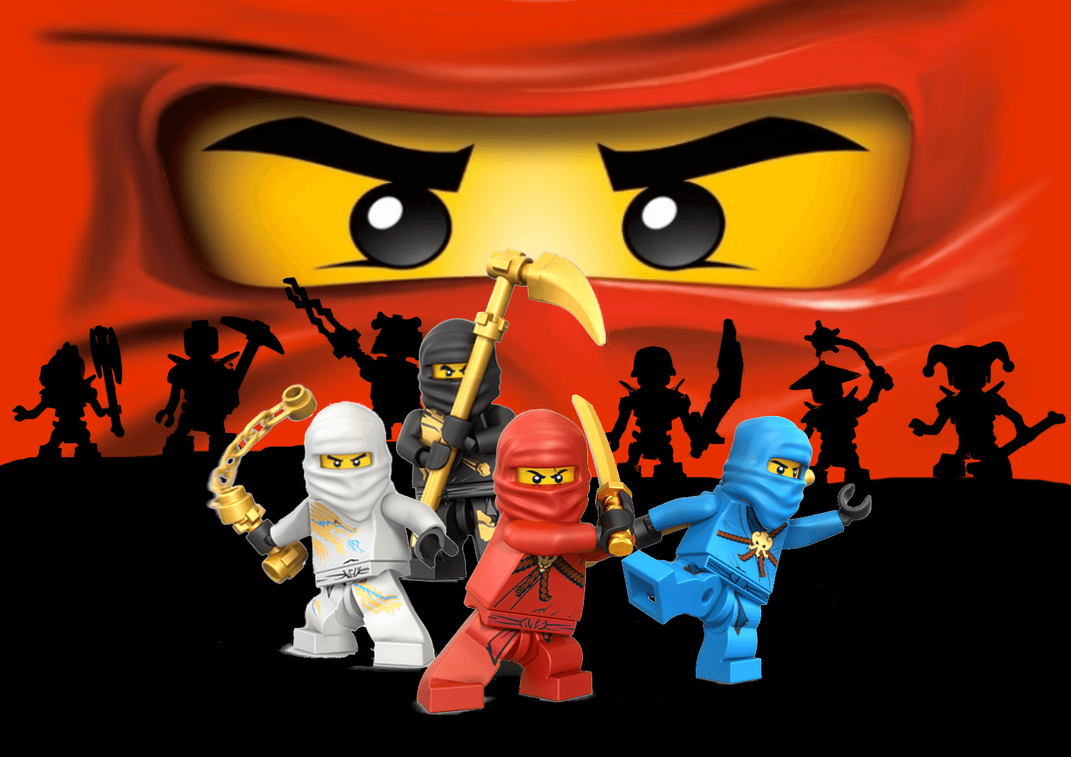 lego ninjago wallpaper high - photo #3