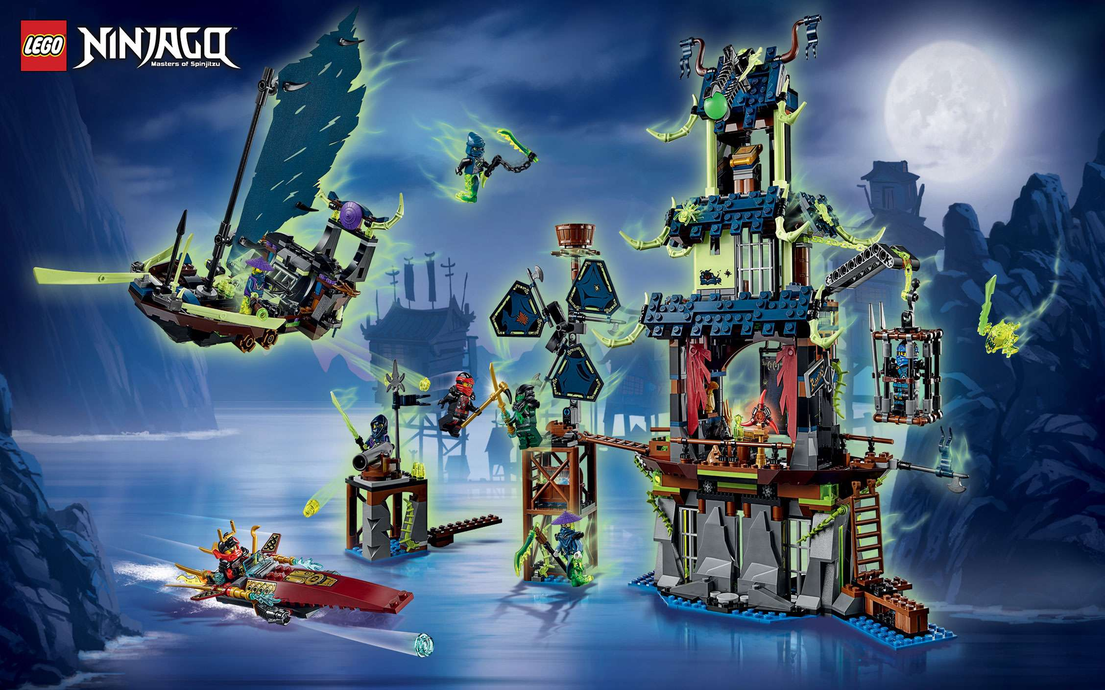 lego ninjago wallpaper high - photo #35