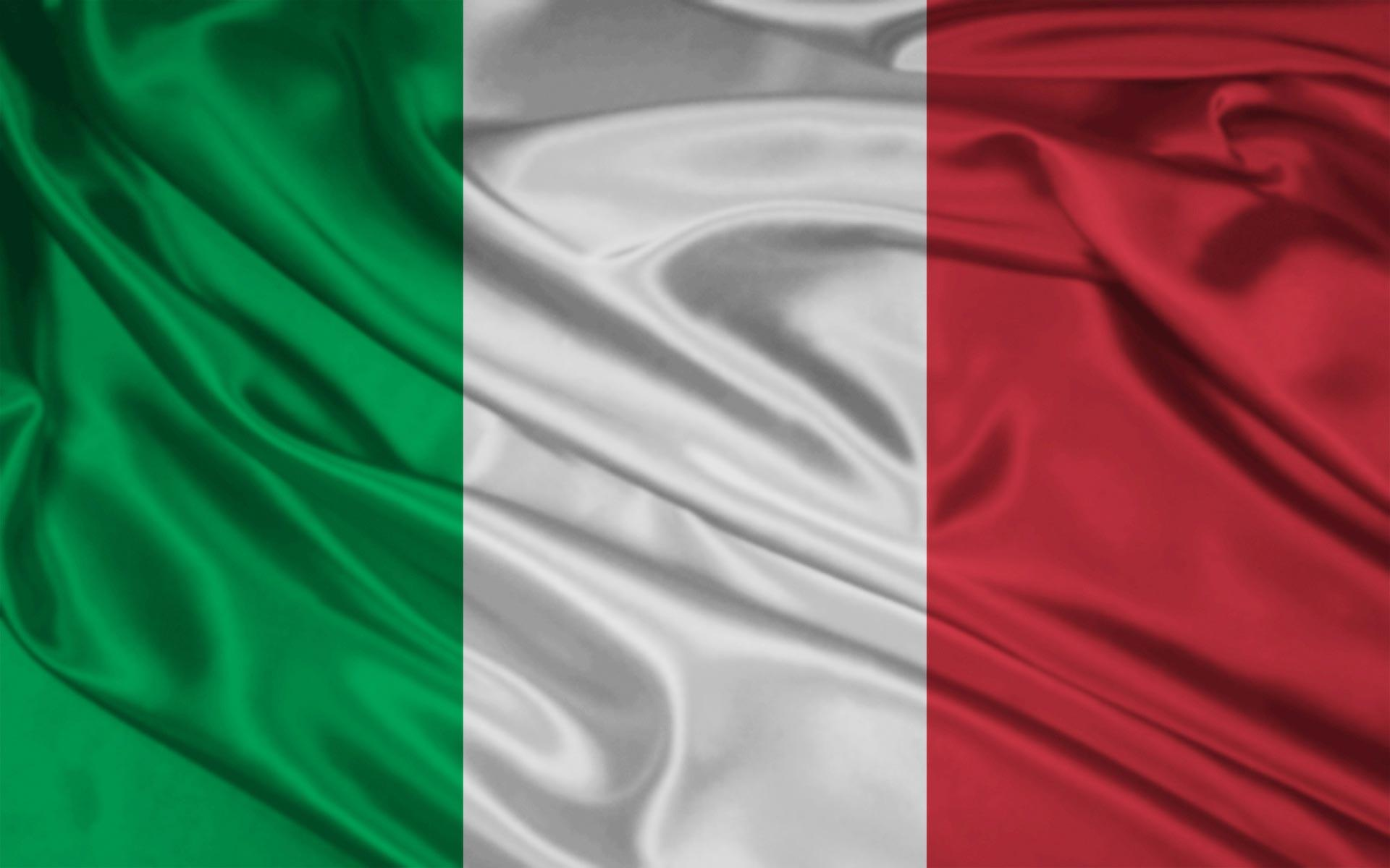 Italy, Flags and Italian