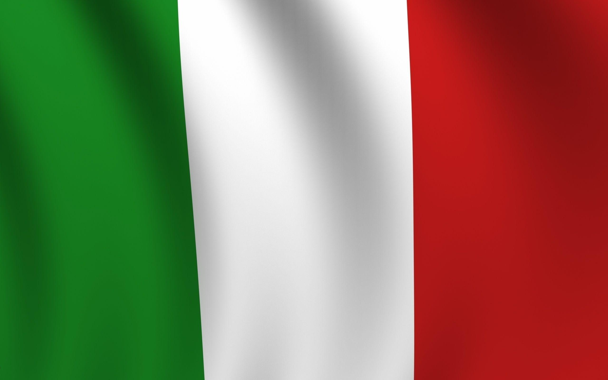 100% HDQ Italian Flag Wallpapers
