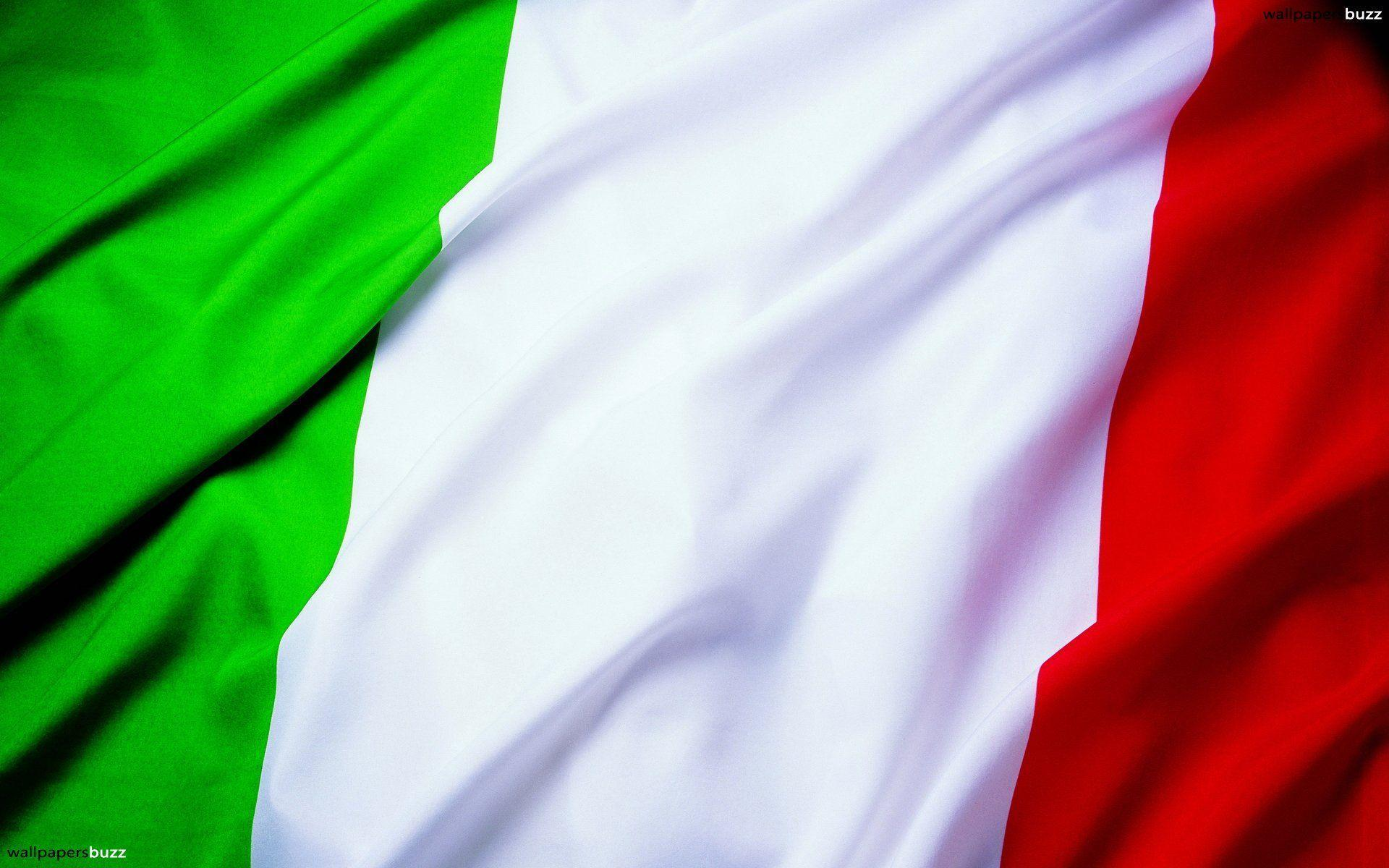 The flag of Italy HD Wallpapers