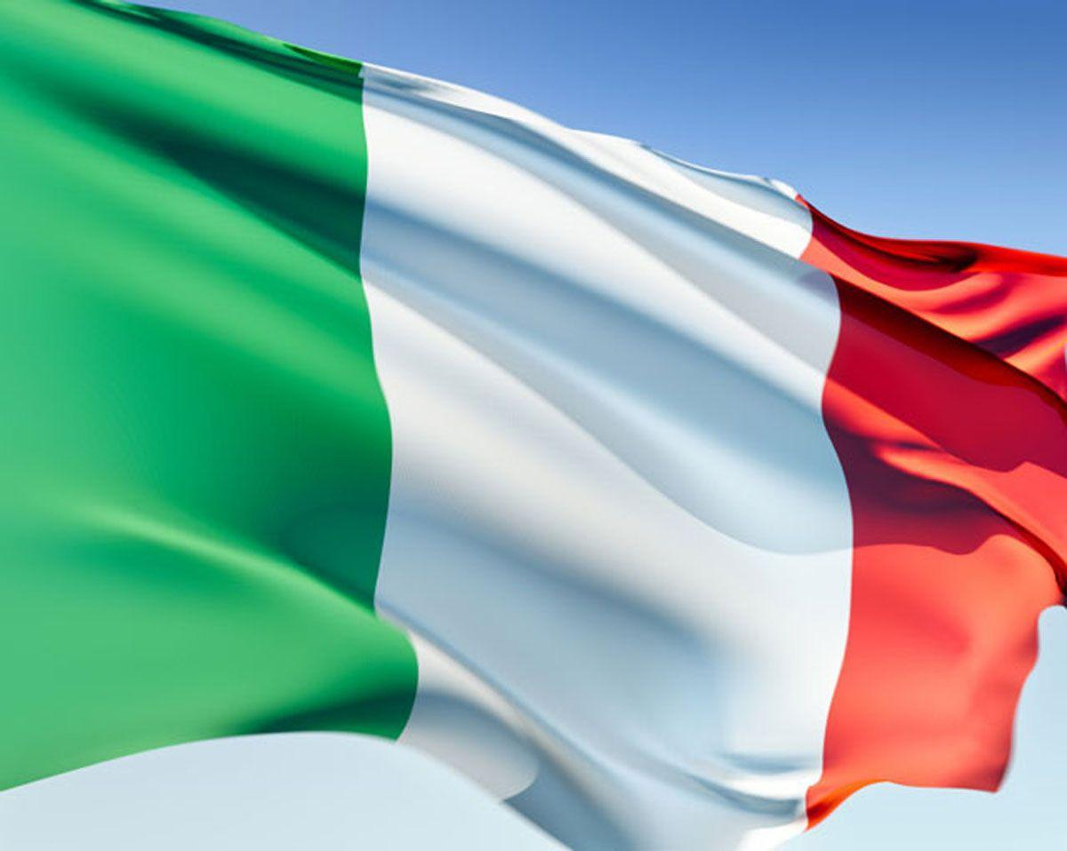 Wallpapers Flag of Italy