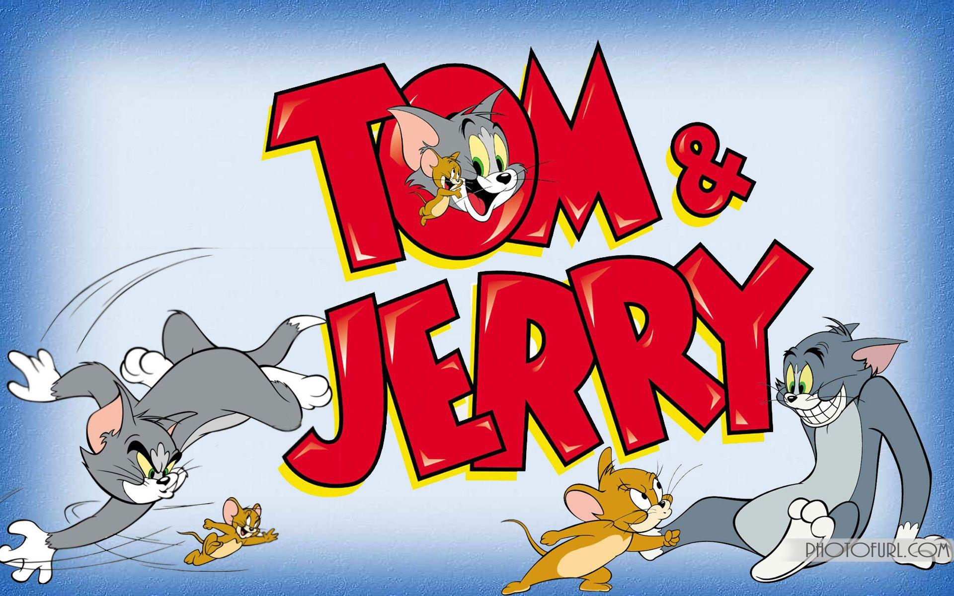 Lovely Wallpapers of Funny Characters Tom & JerryPhotography