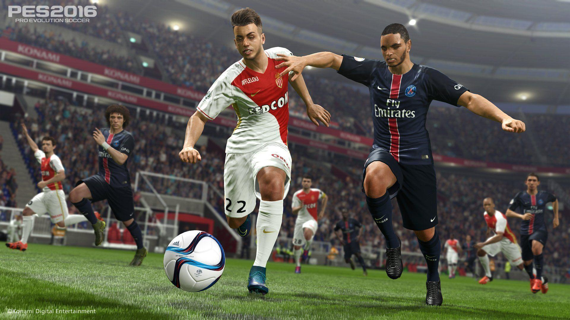 Pes 2016 wallpapers wallpaper cave great pro evolution soccer 2016 wallpaper full hd pictures voltagebd Choice Image