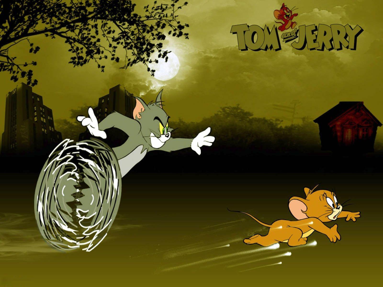 Tom And Jerry Wallpapers Cartoon