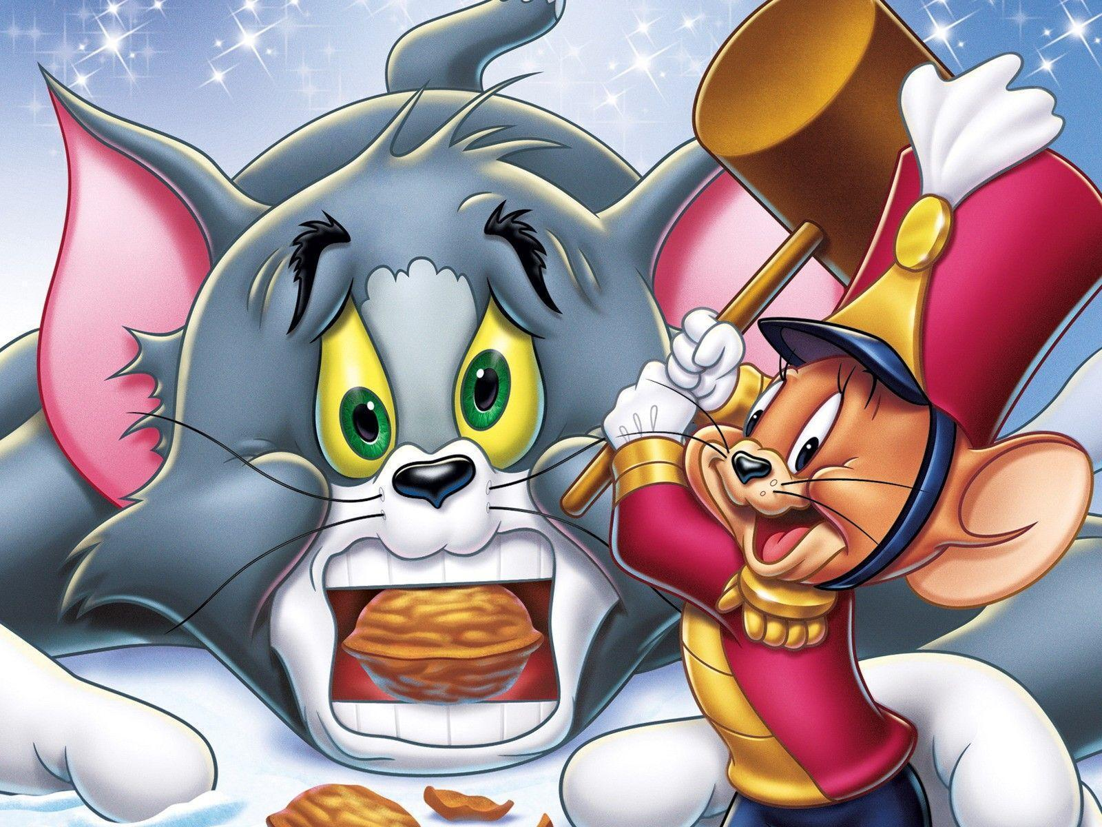 Tom & Jerry Wallpapers - Wallpaper Cave