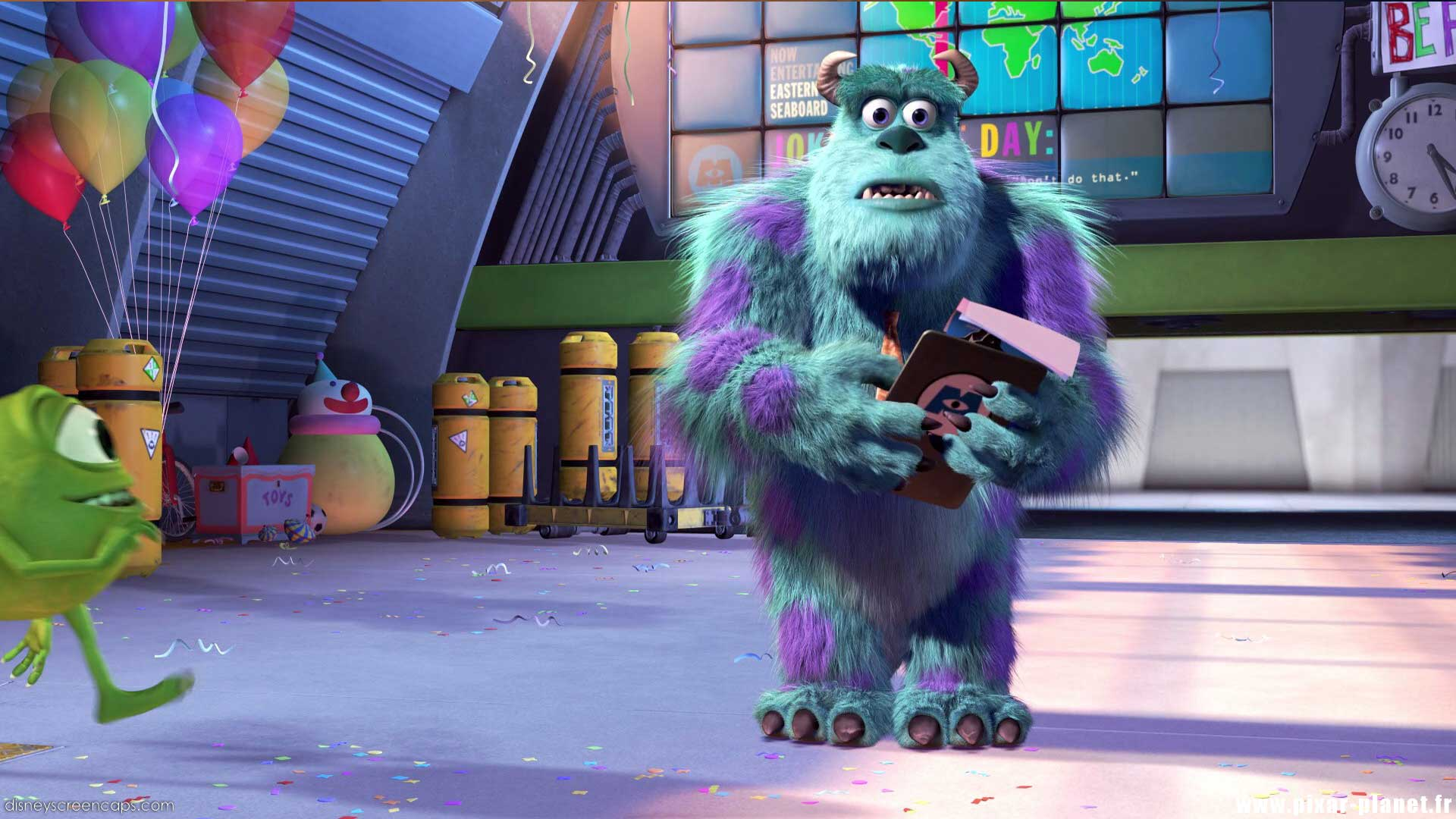 Monsters inc wallpapers wallpaper cave monsters inc backgrounds and monsters university wallpapers hd voltagebd Images