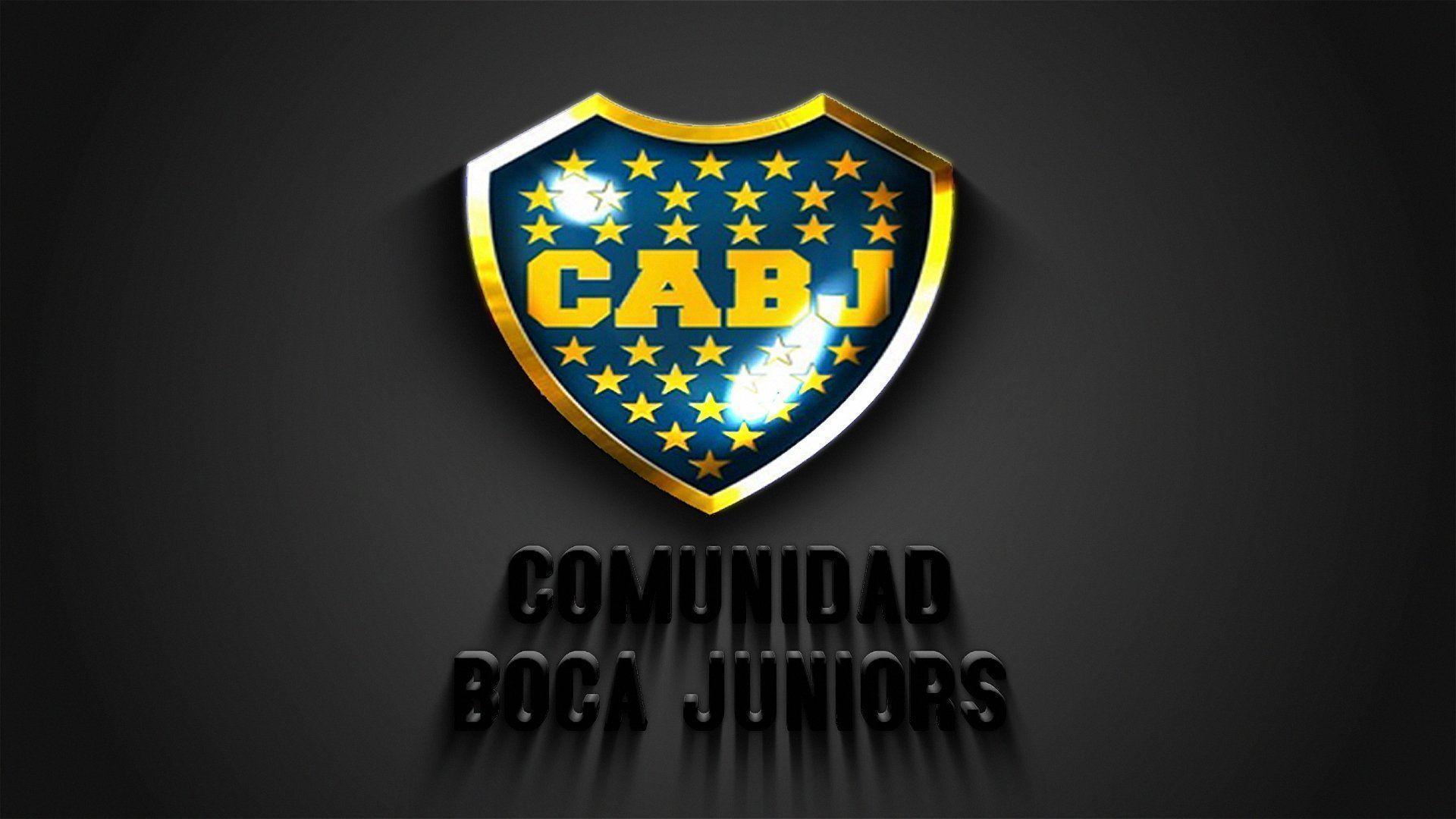 Wp on Boca Juniors Logo