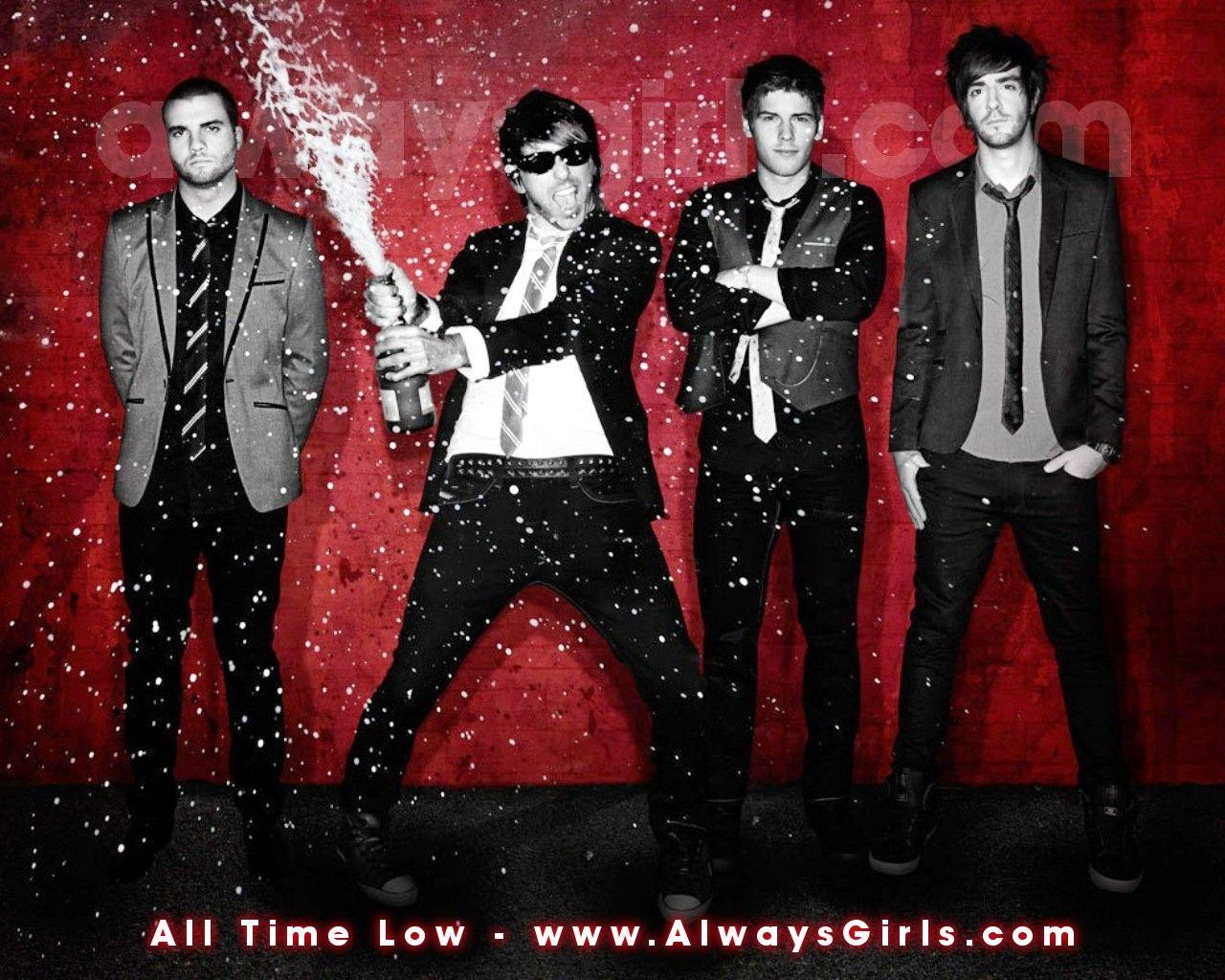 All Time Low Wallpapers - Wallpaper Cave