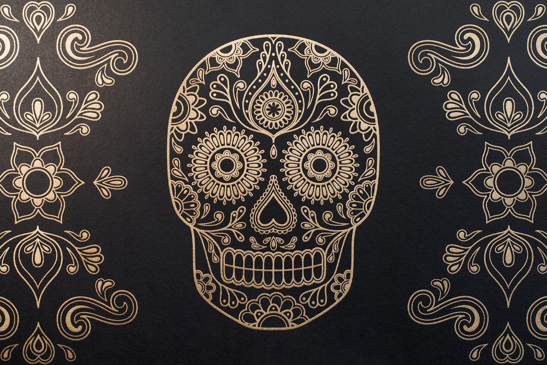 Mexican Skull Wallpapers - Wallpaper Cave
