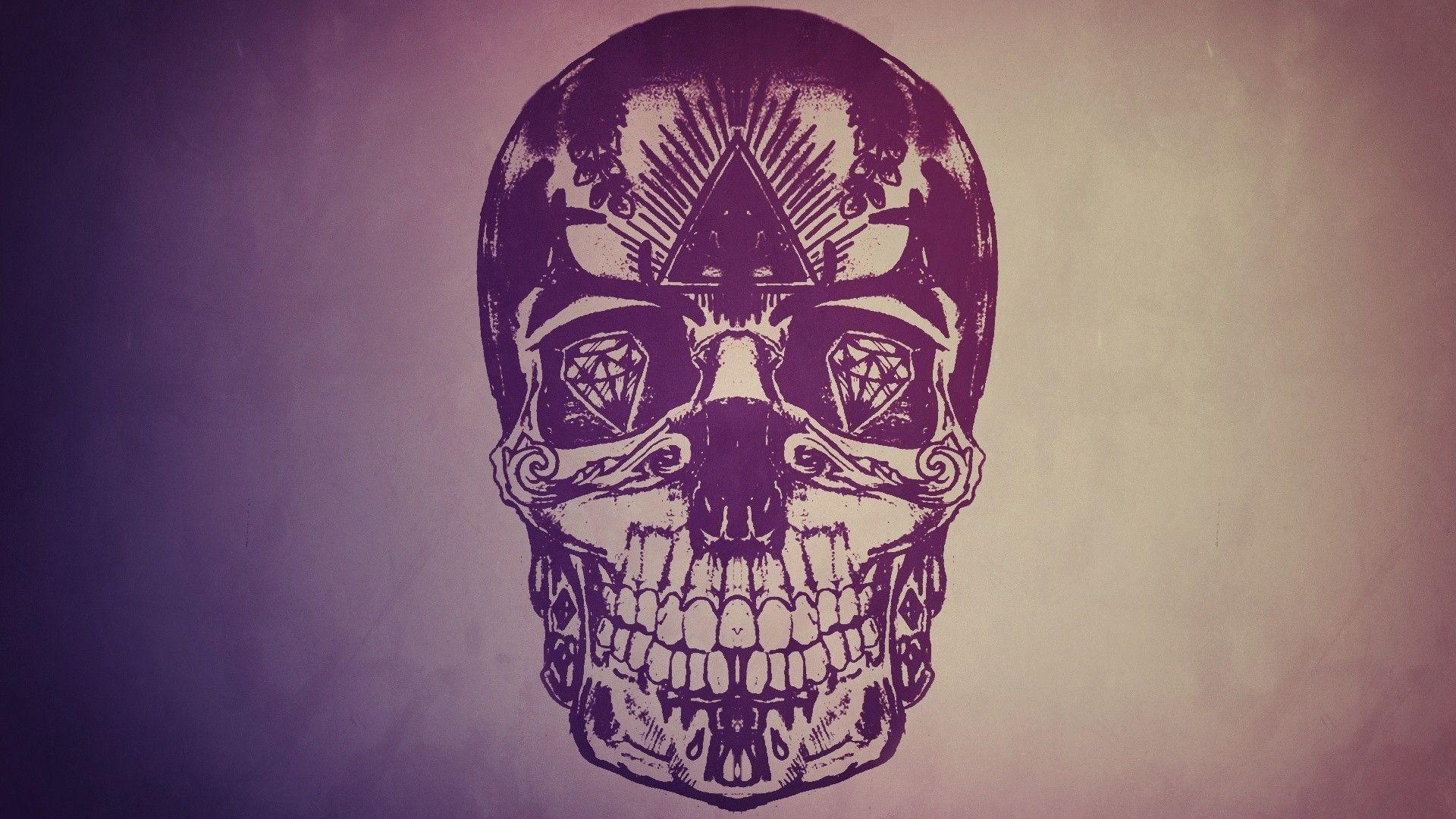 punk skull hd screenshot - photo #47