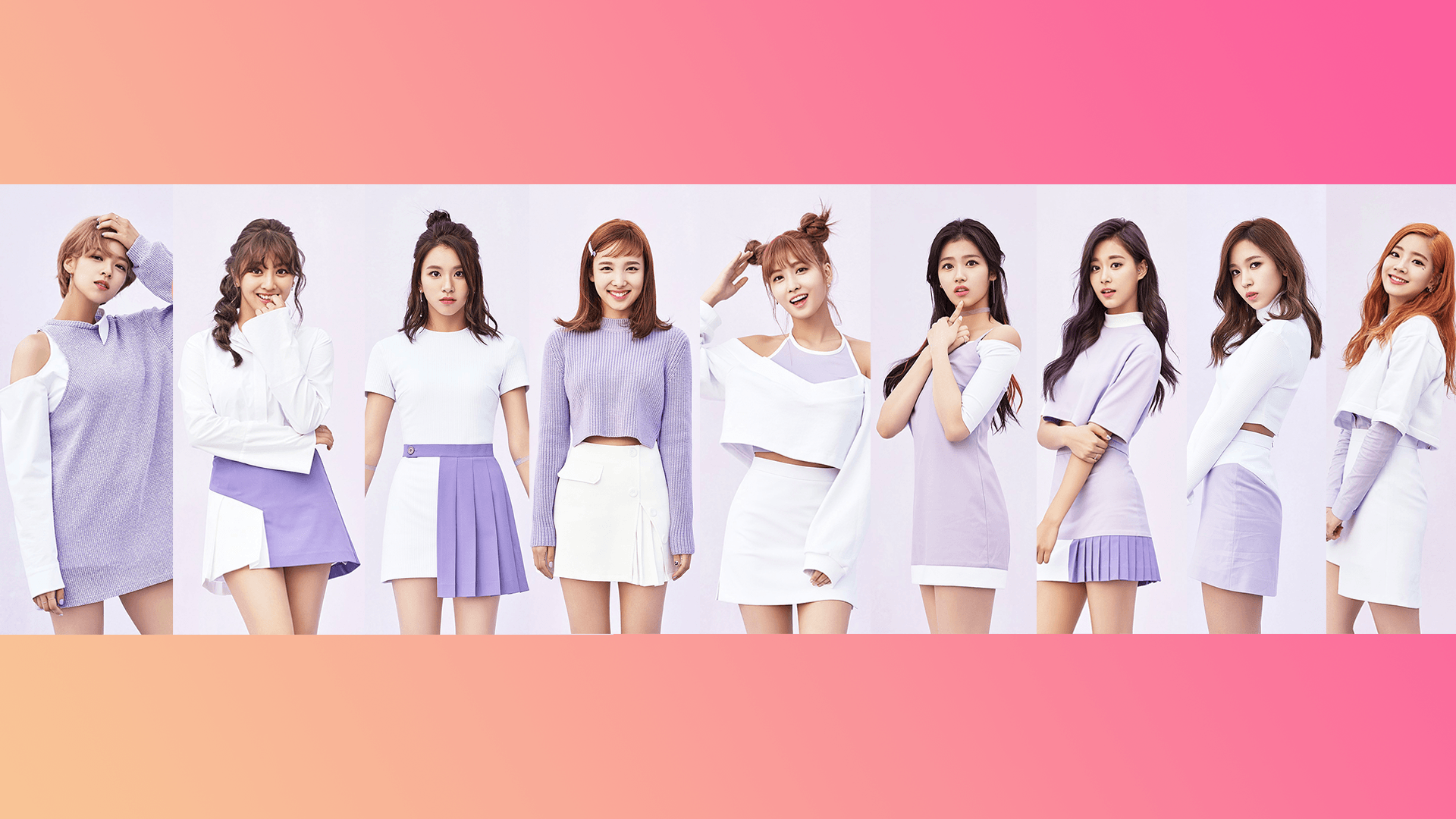 Twice 1080p Wallpapers