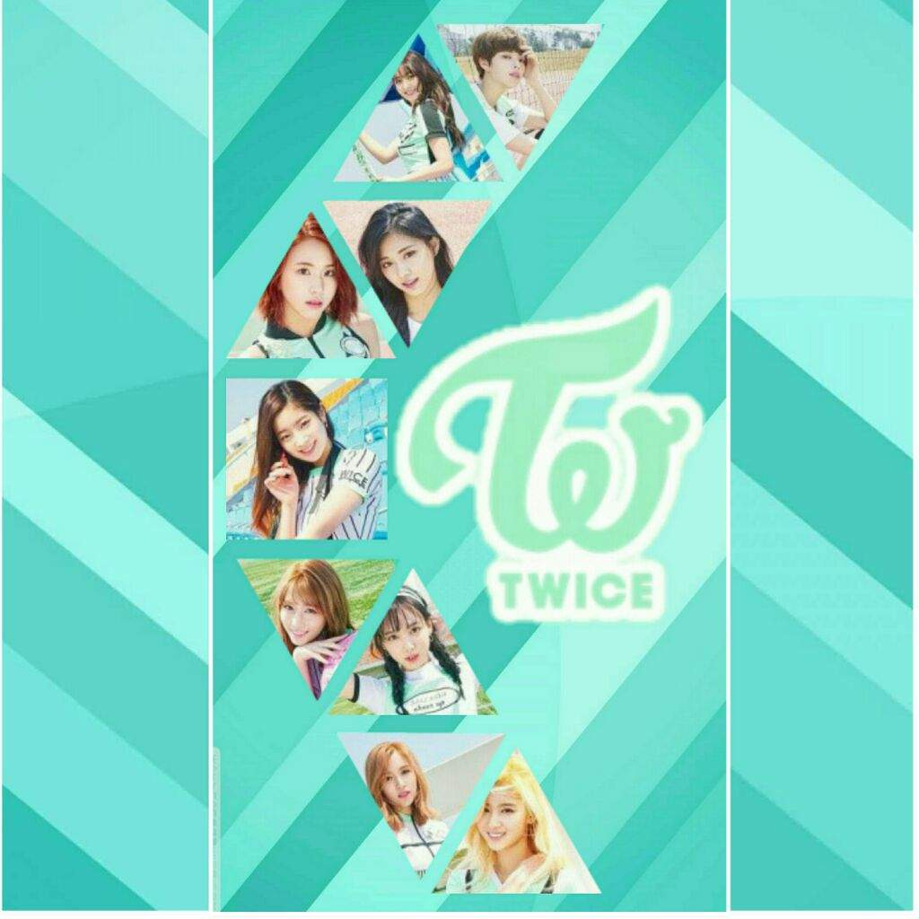 What do you guys think about the Twice phone wallpapers I made