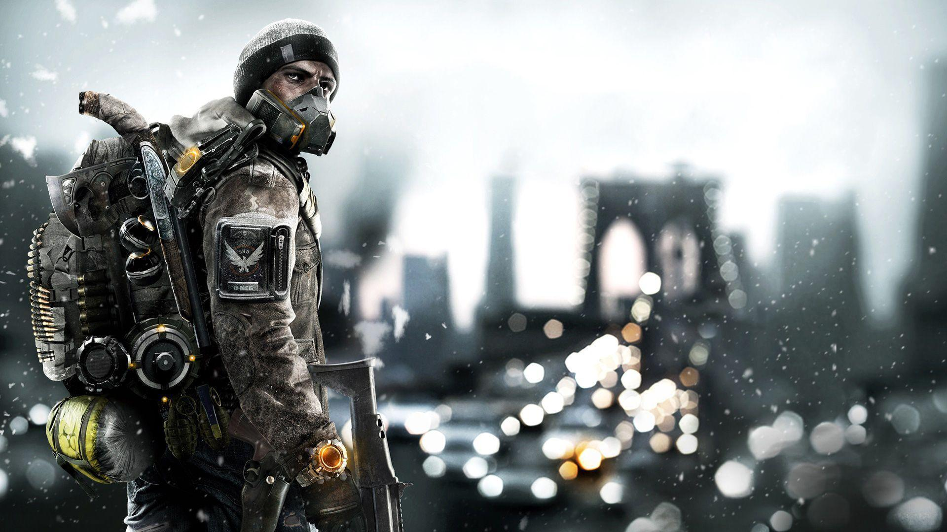 Tom Clancys The Division Wallpapers HD