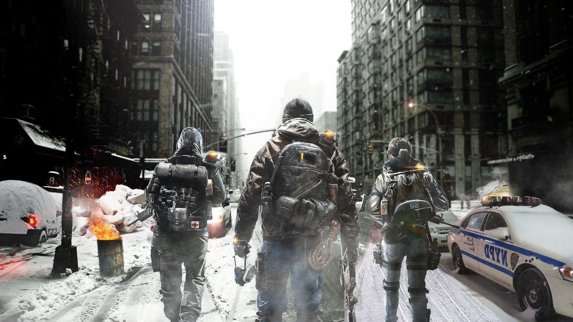 tom clancys the division wallpapers wallpaper cave