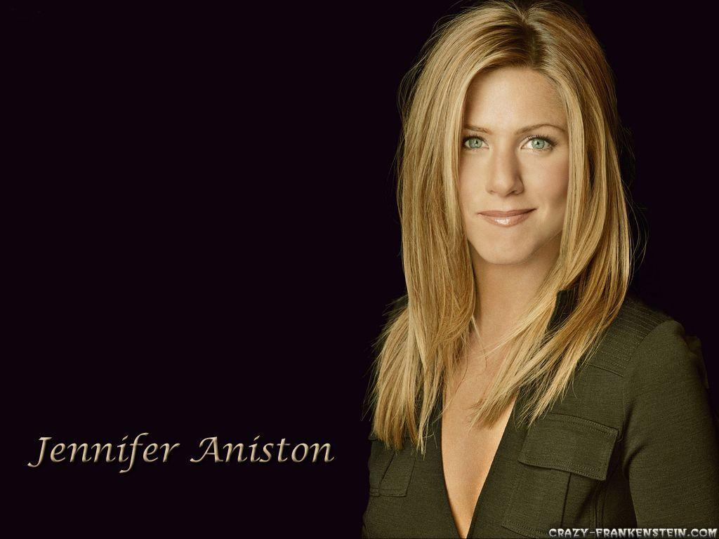 Jennifer Aniston wallpapers - Female celebrity - Crazy Frankenstein