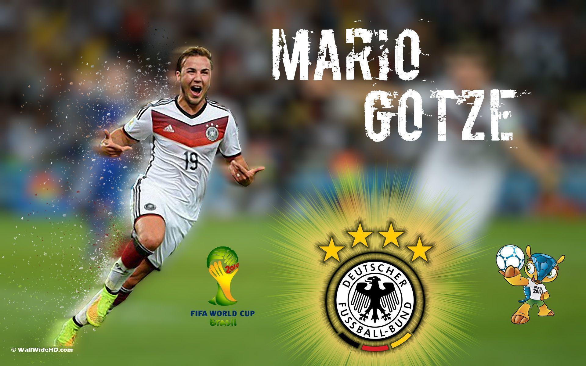 Mario Götze Wallpapers Wallpaper Cave