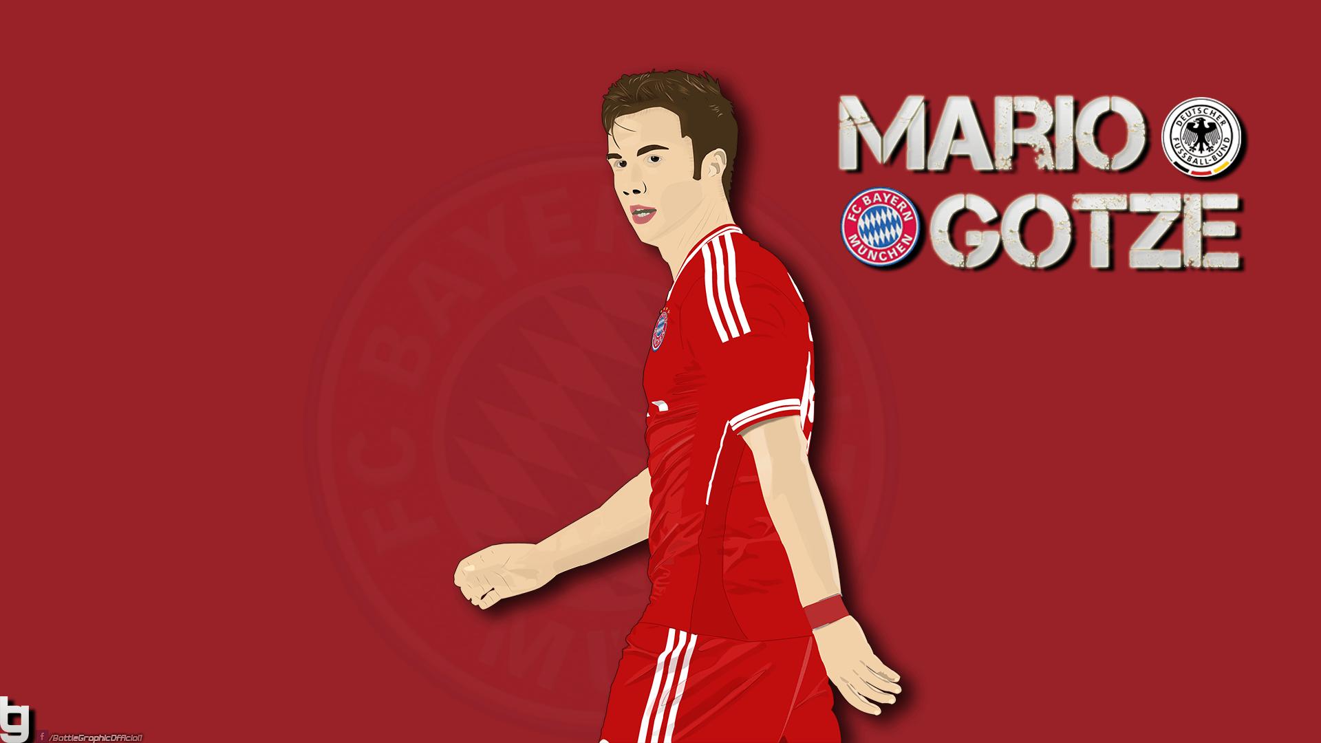 Mario gotze wallpaper