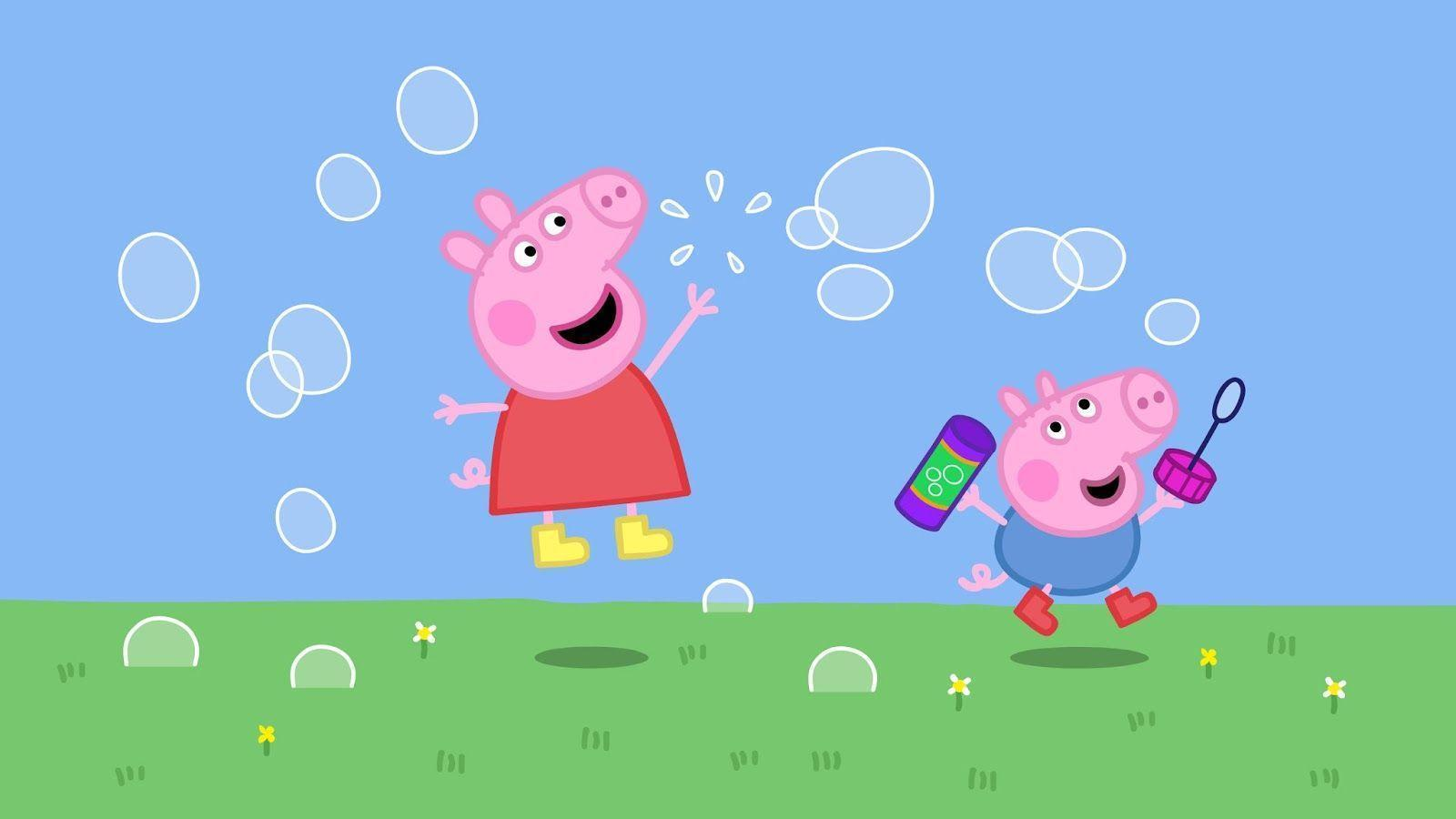 Disney HD Wallpapers: Peppa Pig HD Wallpapers