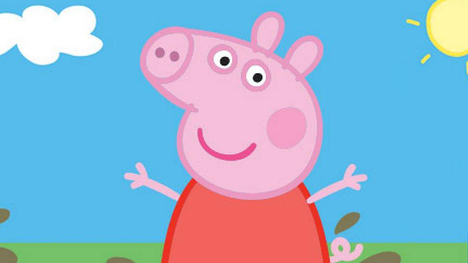 Peppa Pig Wallpapers Group