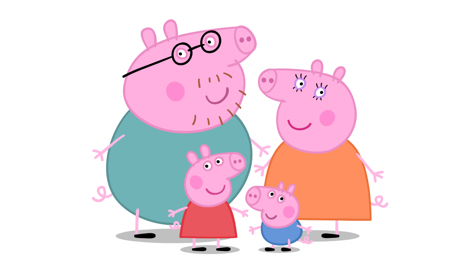 Peppa Pig Wallpapers - Wallpaper Cave
