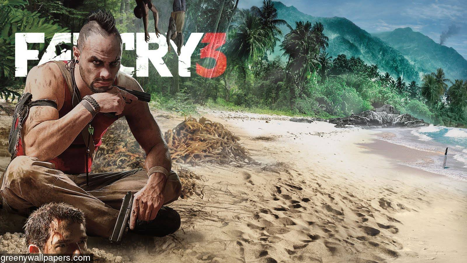 Far Cry 3 Wallpapers - Wallpaper Cave Far Cry 3 Wallpaper 1920x1200