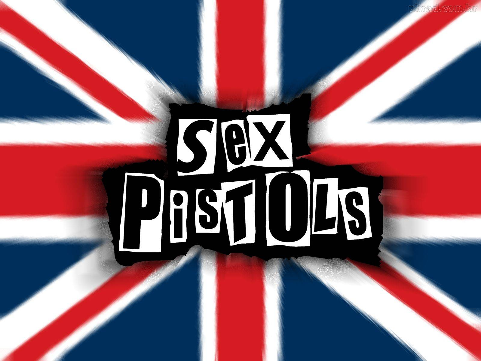 The sex pistols wall paper