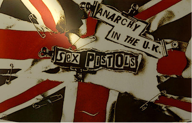 Sex Pistols Wallpapers Wallpaper Cave
