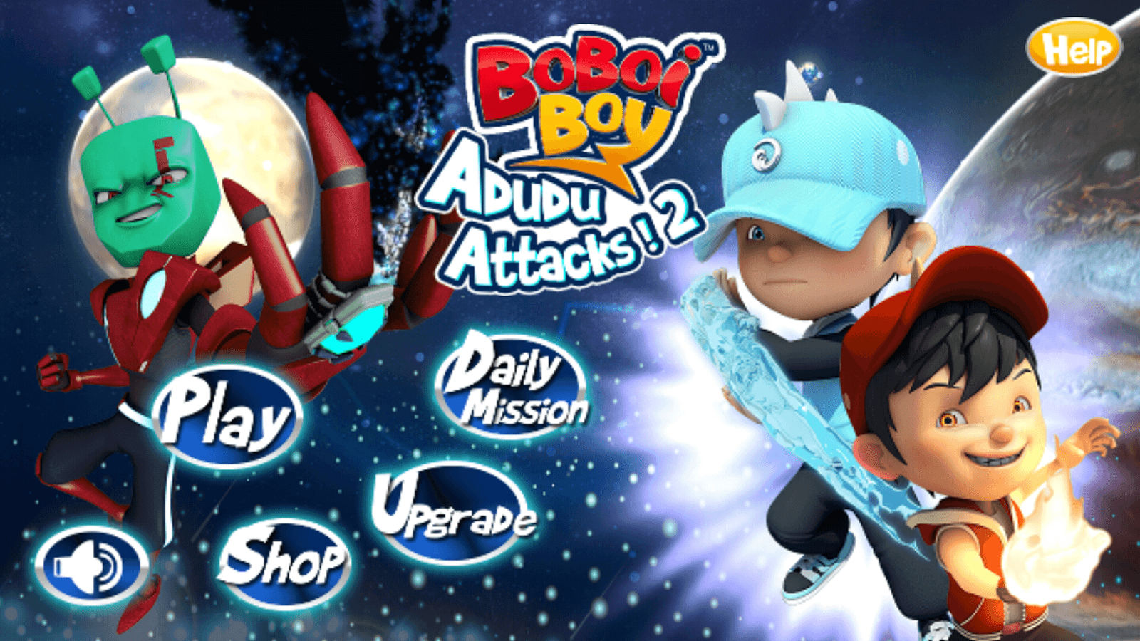 Boboiboy Wallpapers Wallpaper Cave