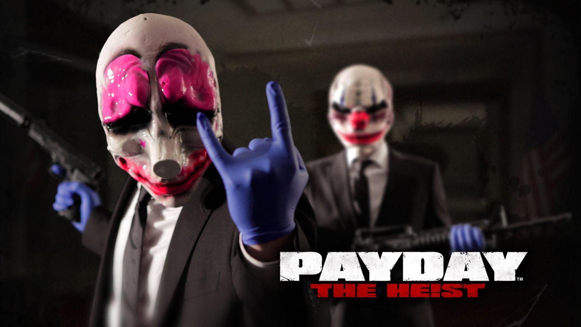 Payday The Heist HD Wallpaper