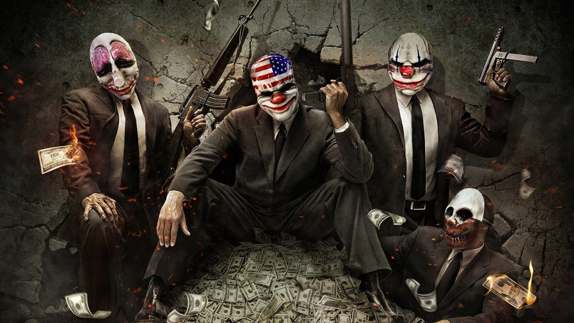 Payday: The Heist Wallpapers - Wallpaper Cave