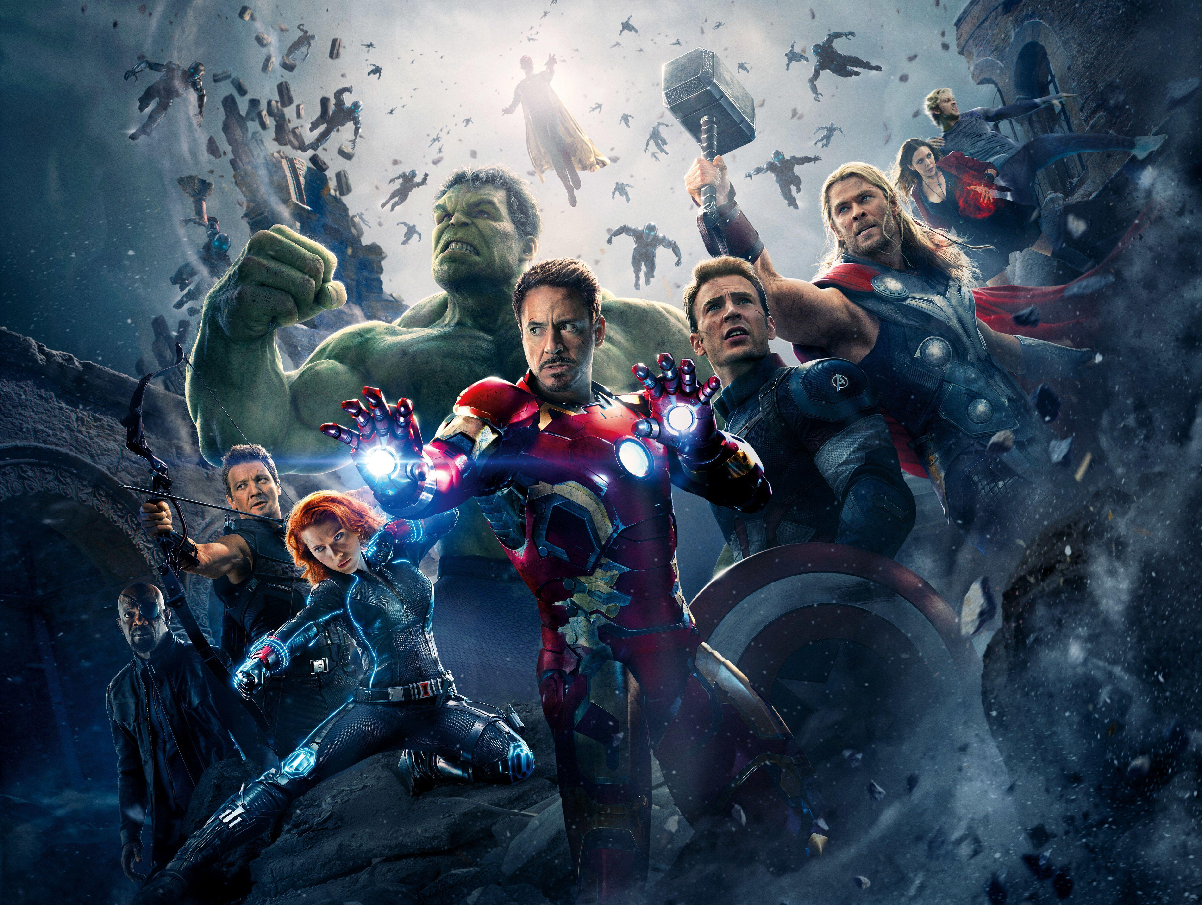 avengers wallpapers 11 - photo #9