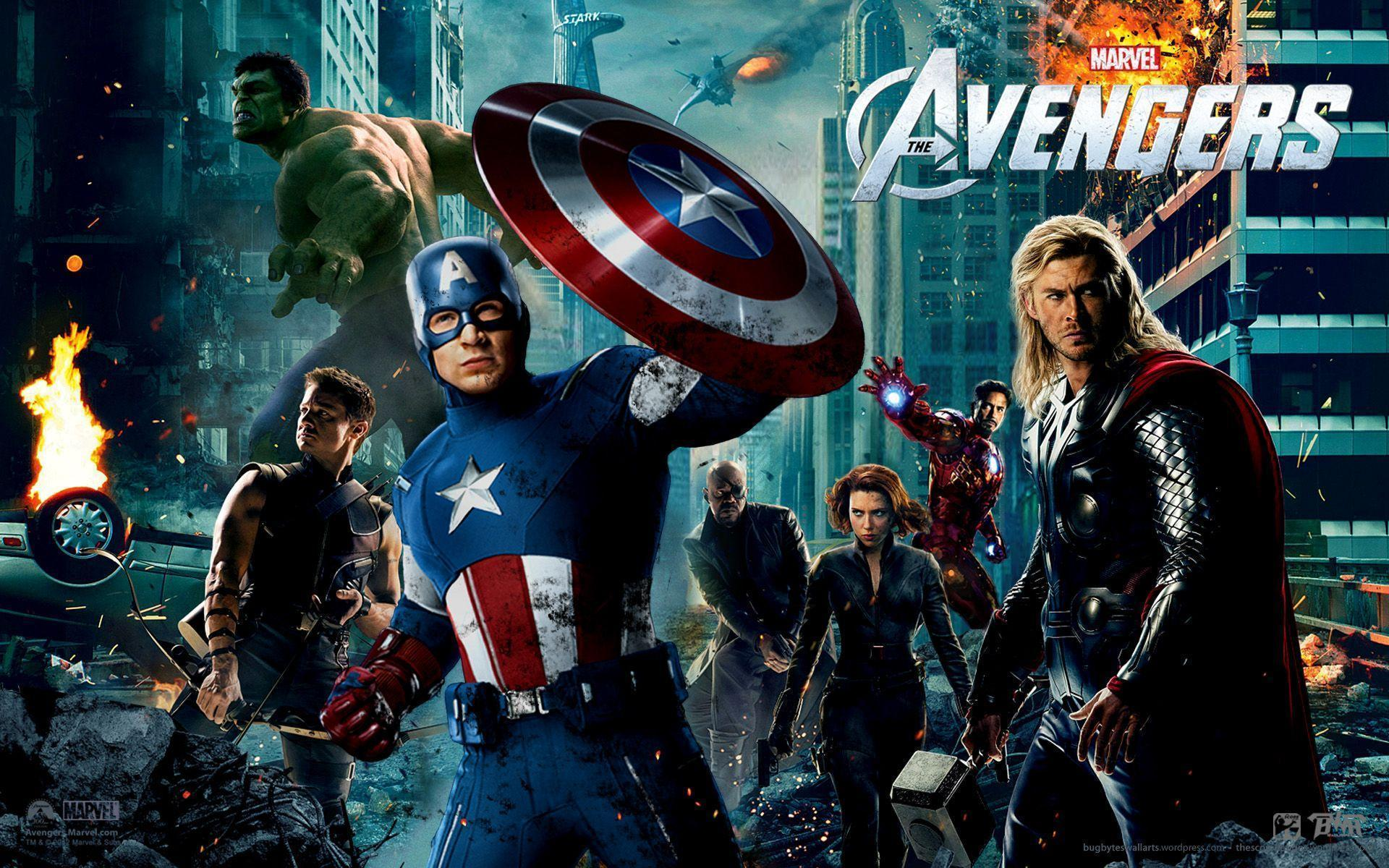 avengers wallpapers 11 - photo #22