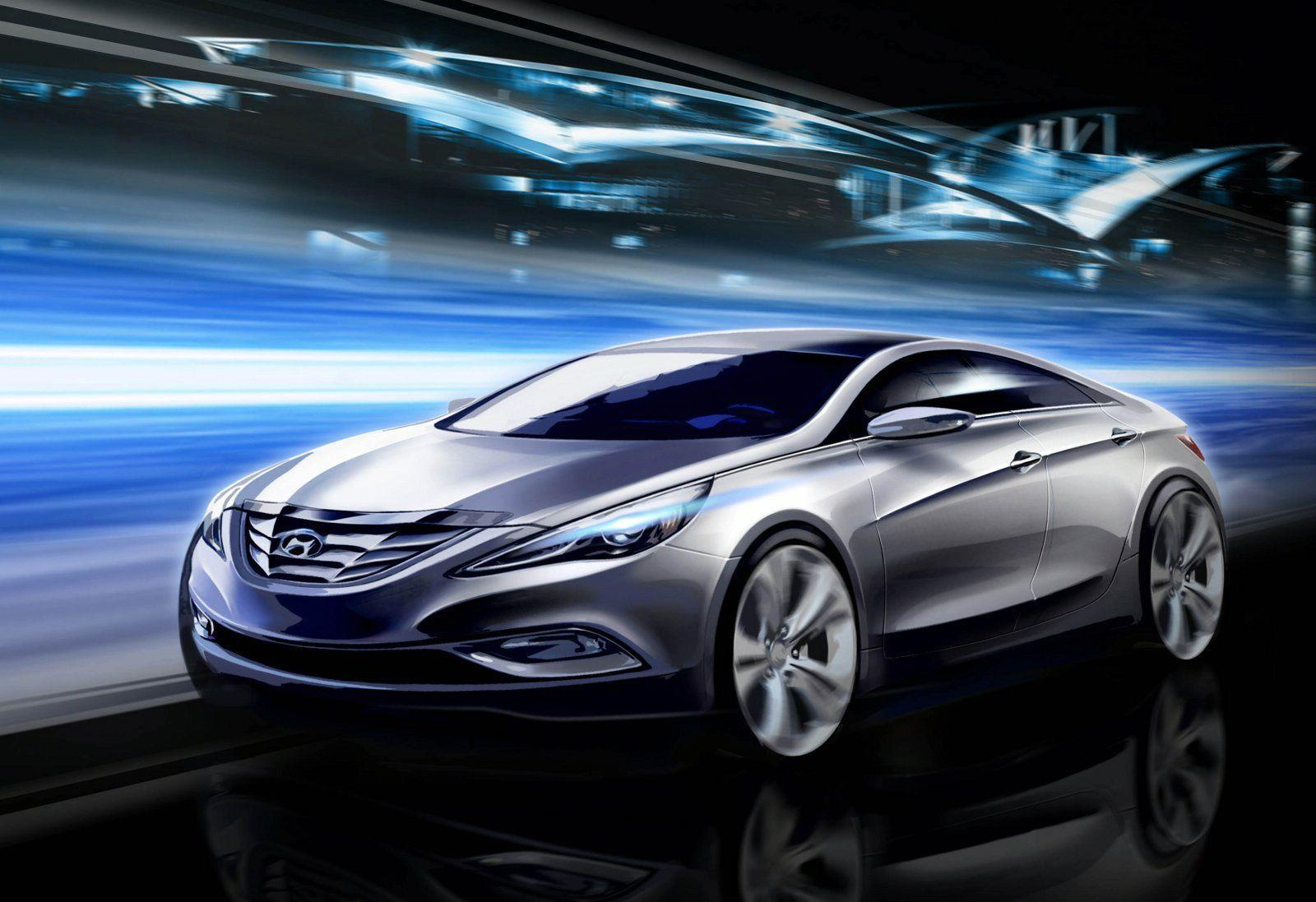 Hyundai Sonata Wallpapers