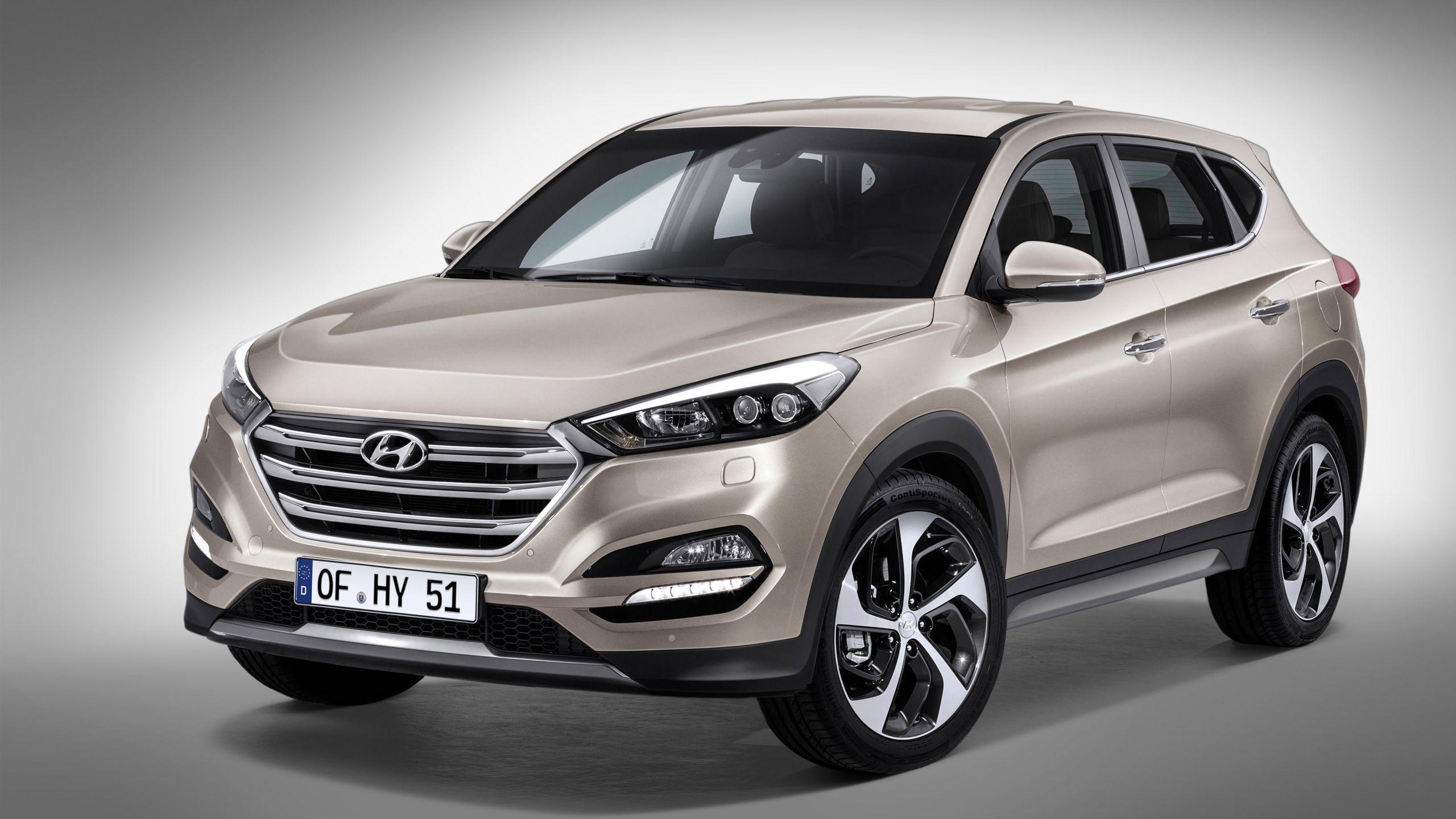 2016 Hyundai Tucson Wallpapers