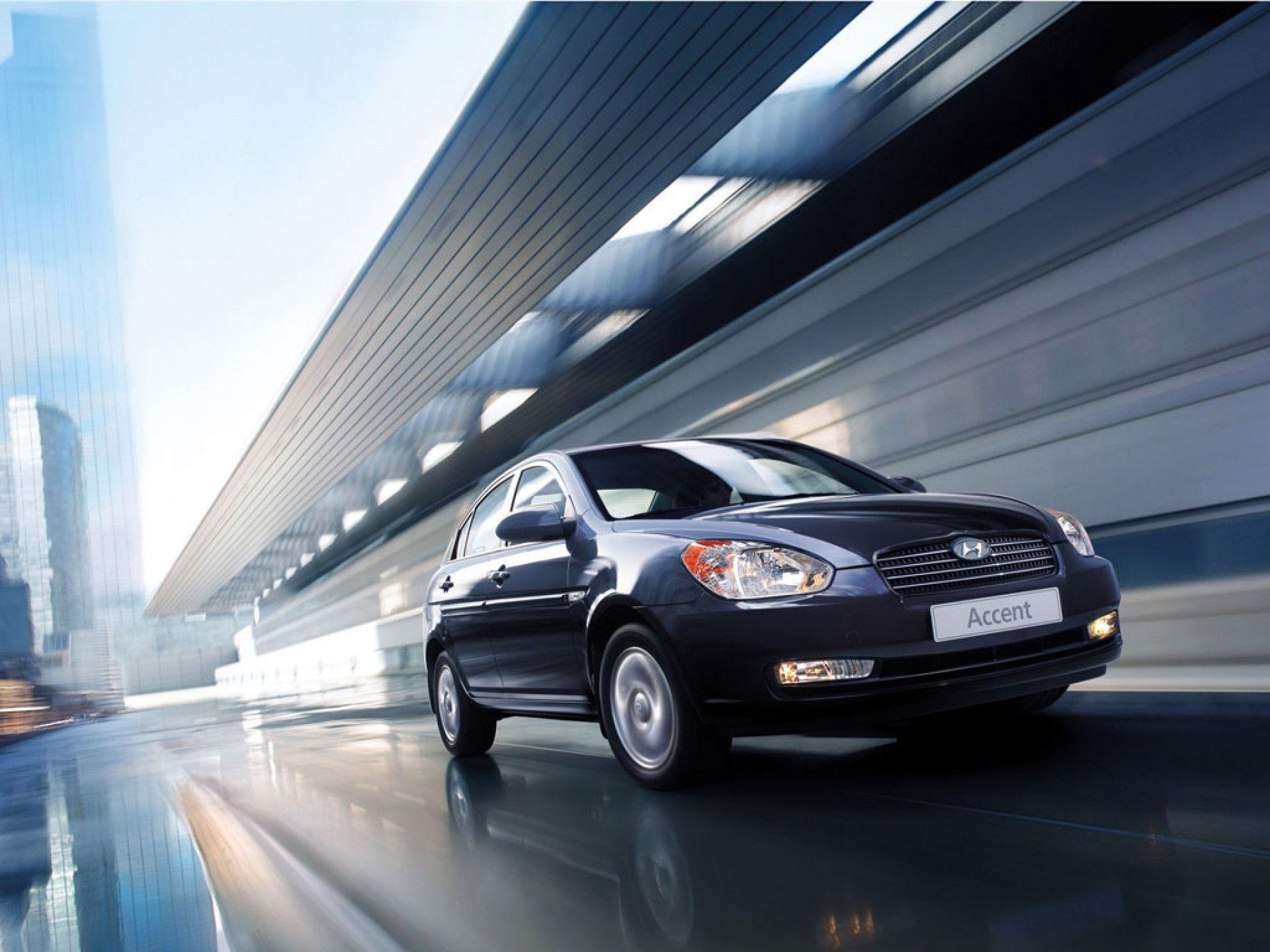 Hyundai Accent Wallpapers