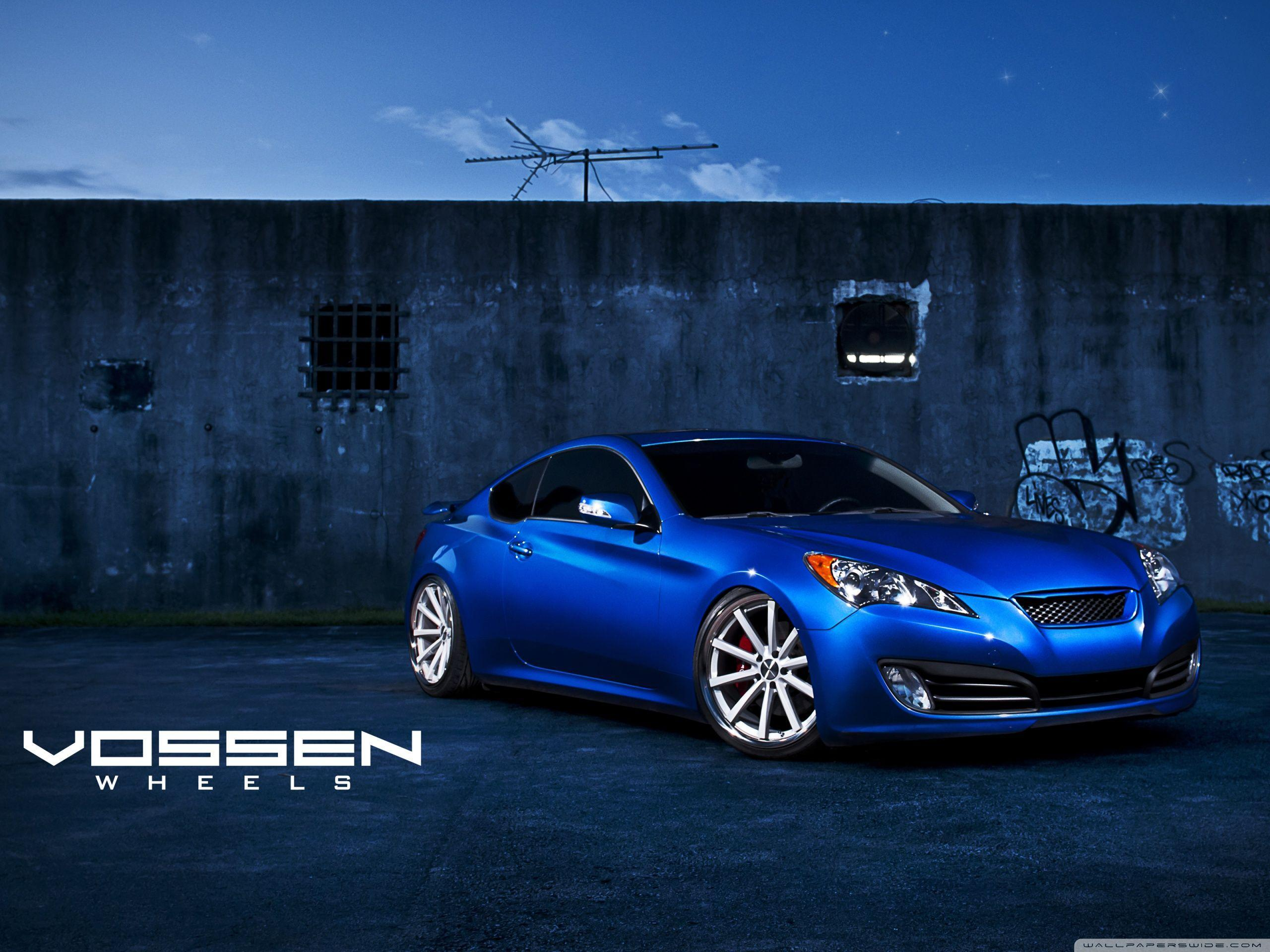 Vossen Hyundai Genesis HD desktop wallpapers : High Definition