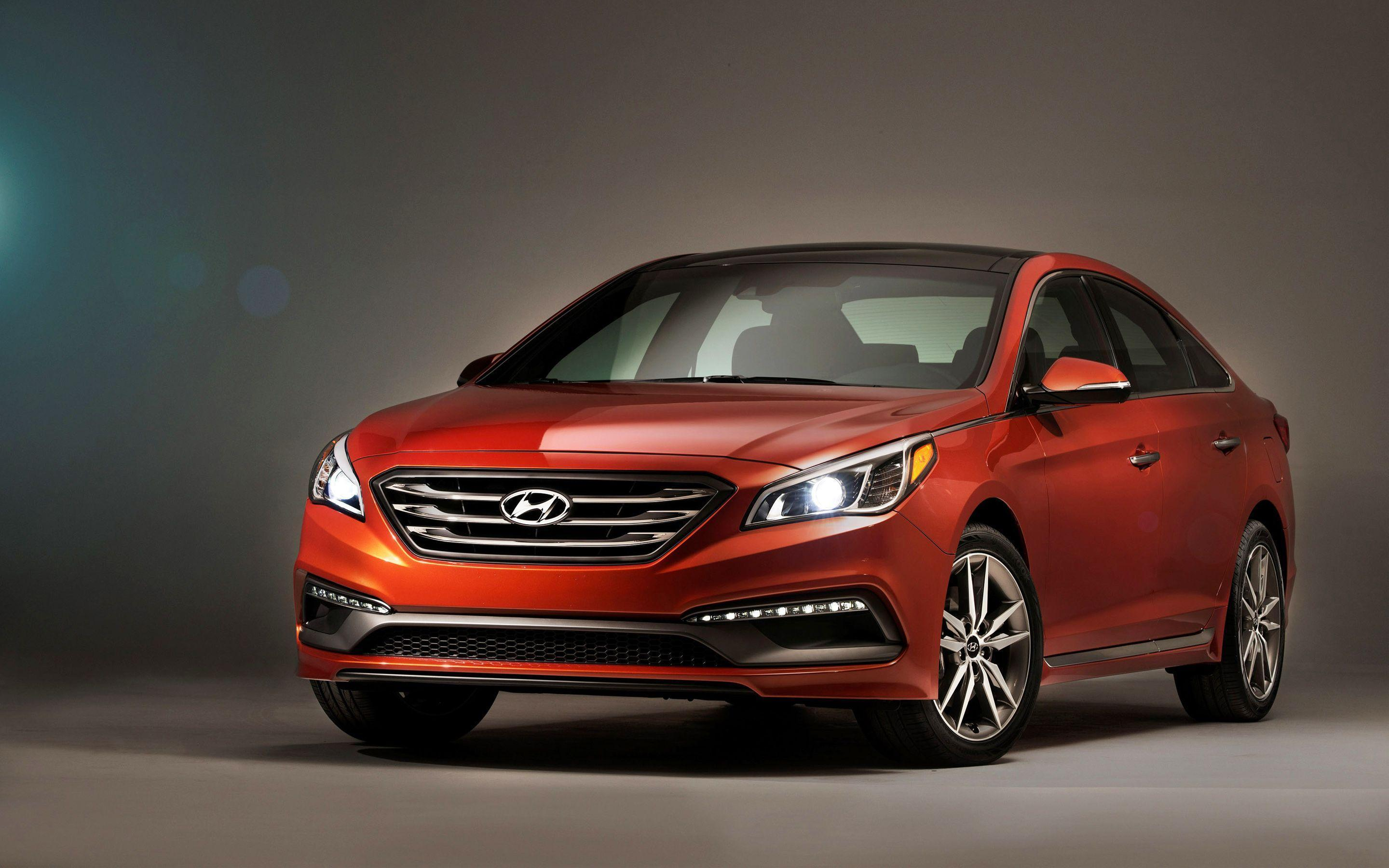 2015 Hyundai Sonata Wallpapers