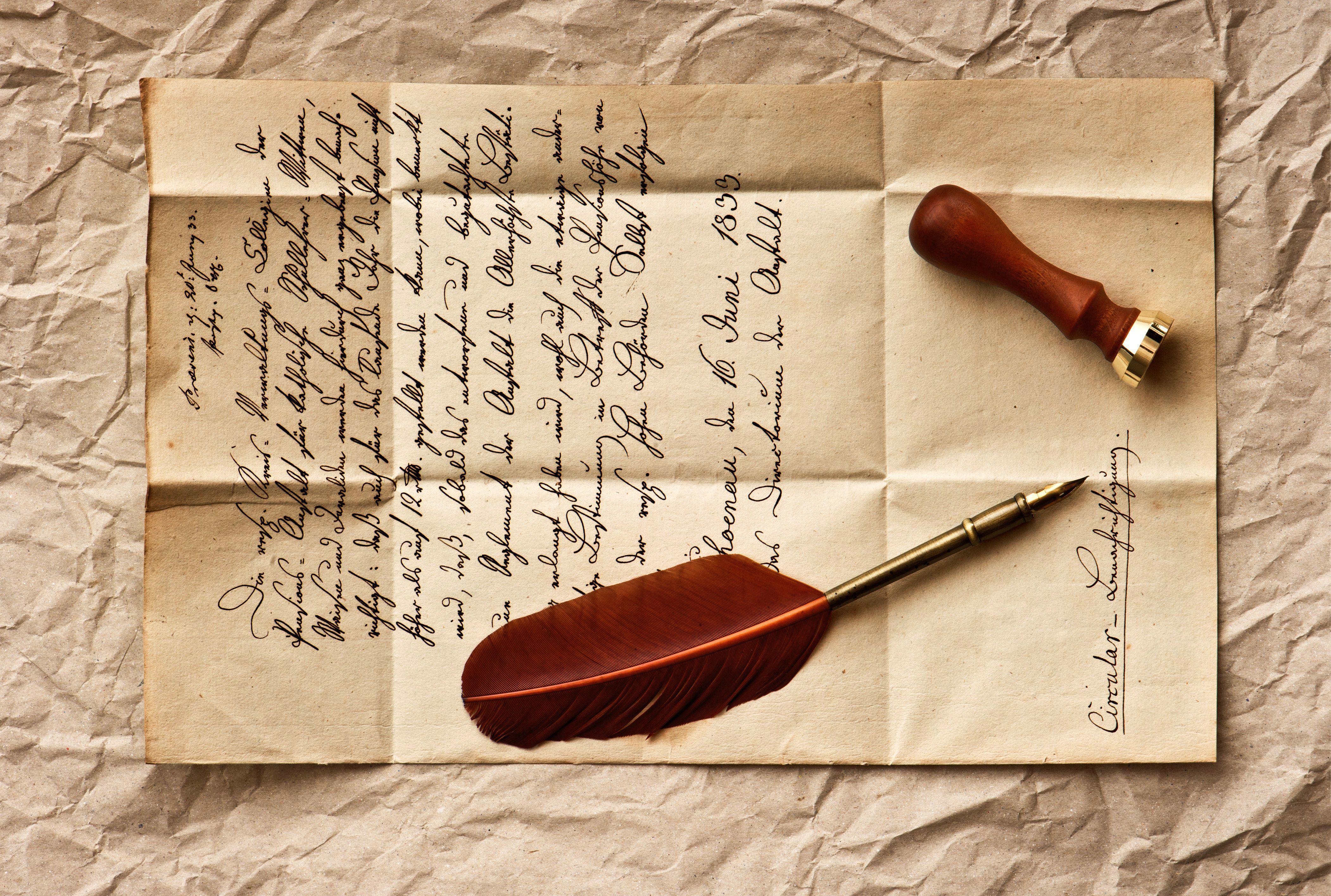 Декоративная поэтическая открытка, открытки