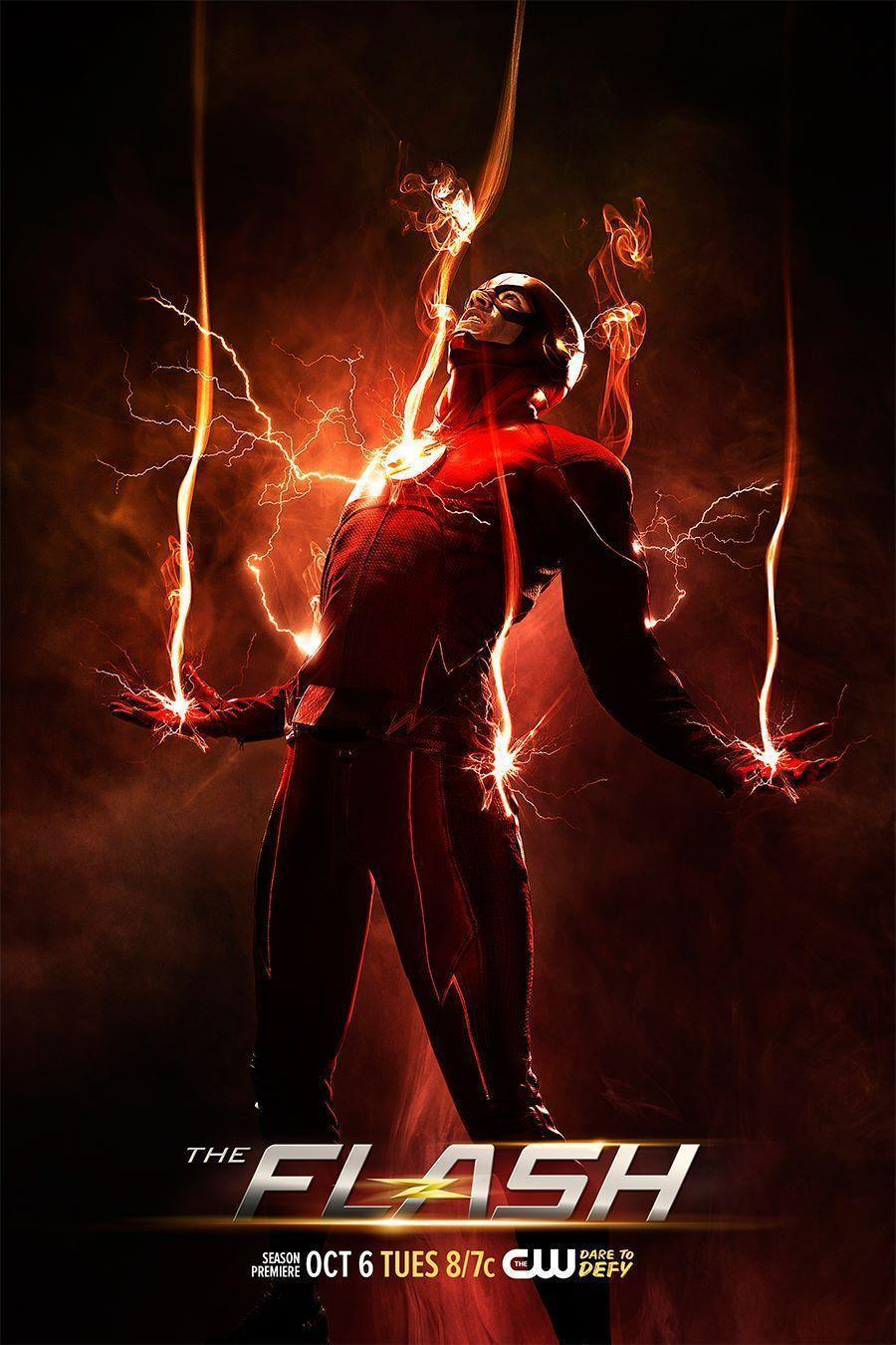 IPhone 6 The Flash CW Barry Allen Wallpaper