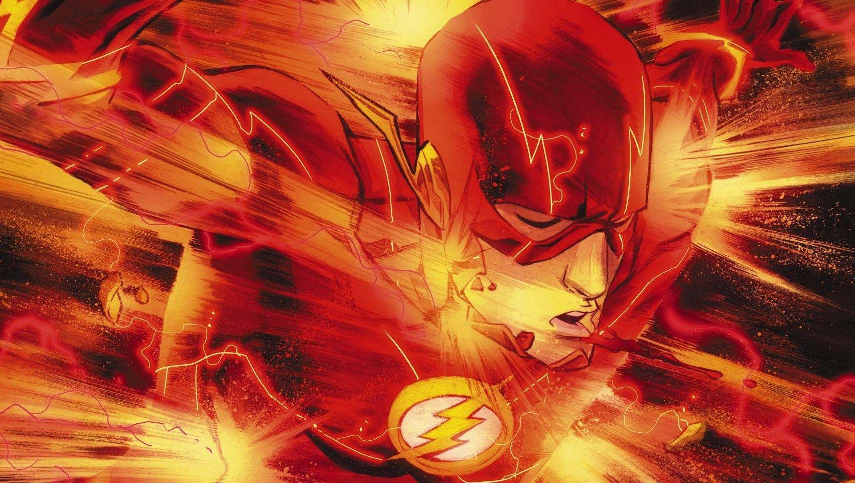 Flash Wallpapers New 52