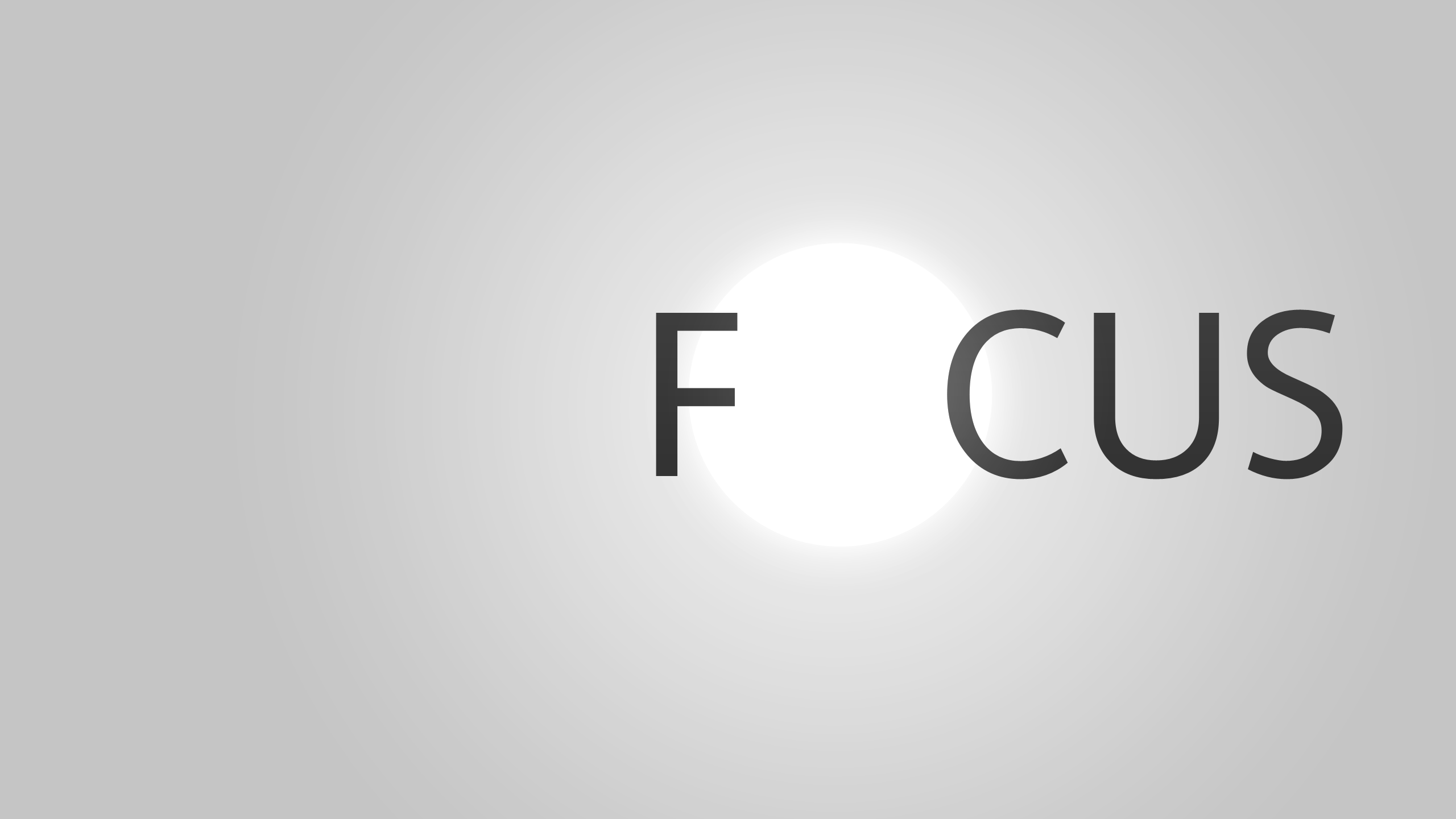 Focus Wallpaper Group with items