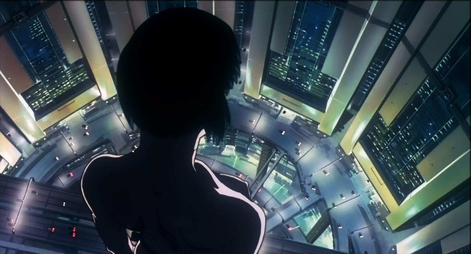 ghost in the shell wallpapers - wallpaper cave