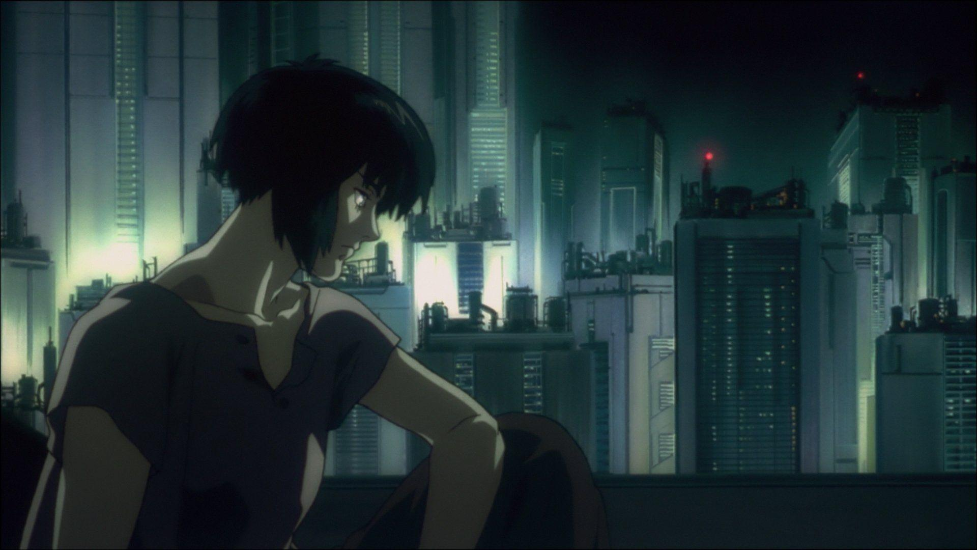 Ghost In The Shell Wallpapers Wallpaper Cave